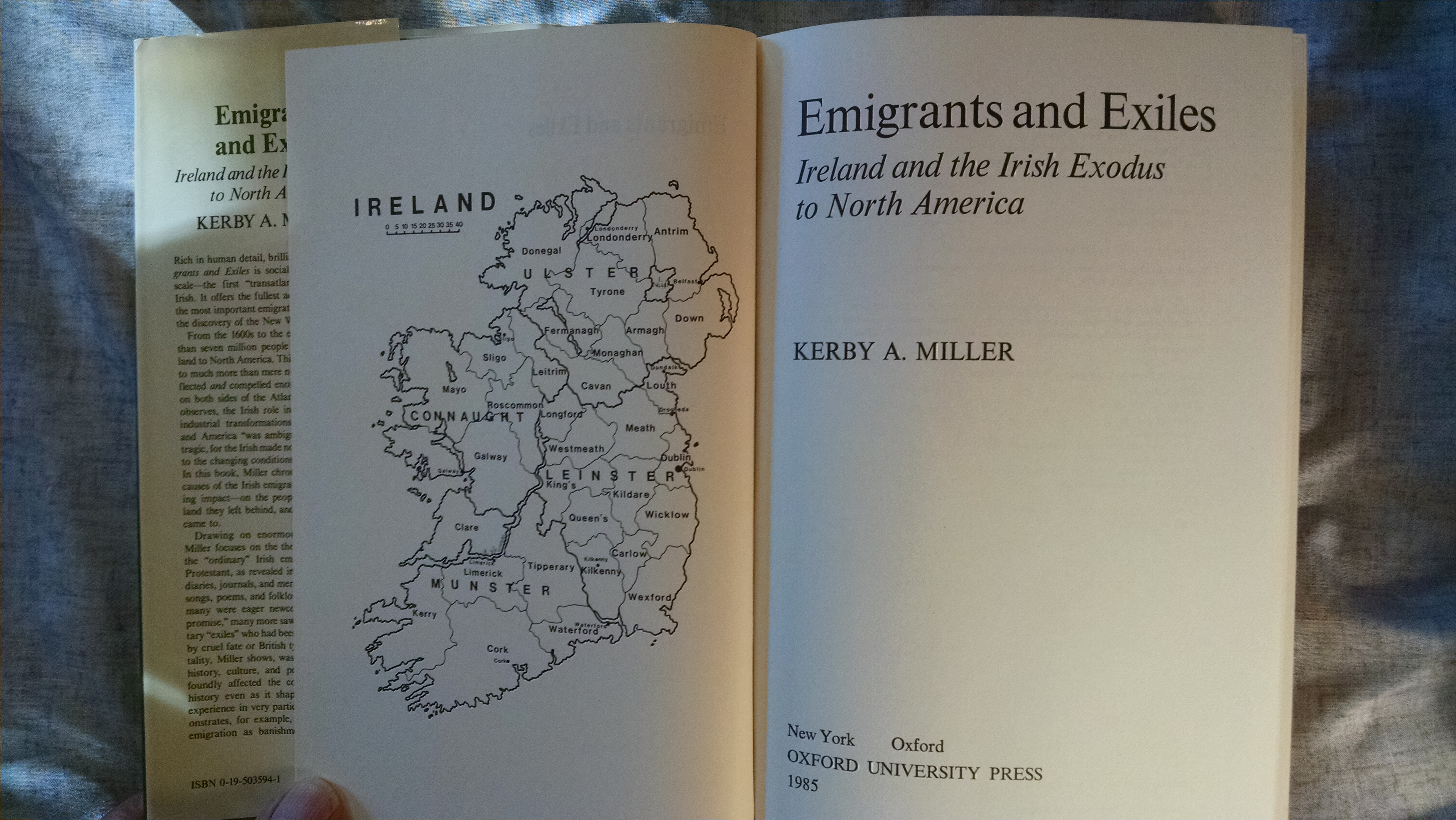 Image for EMIGRANTS AND EXILES