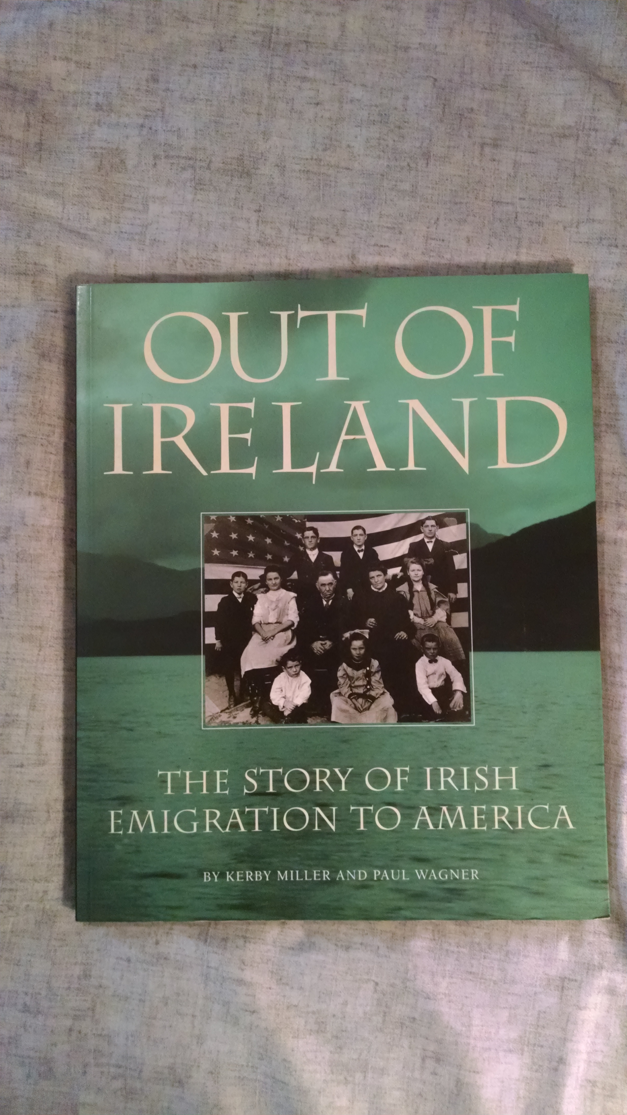 Image for OUT OF IRELAND