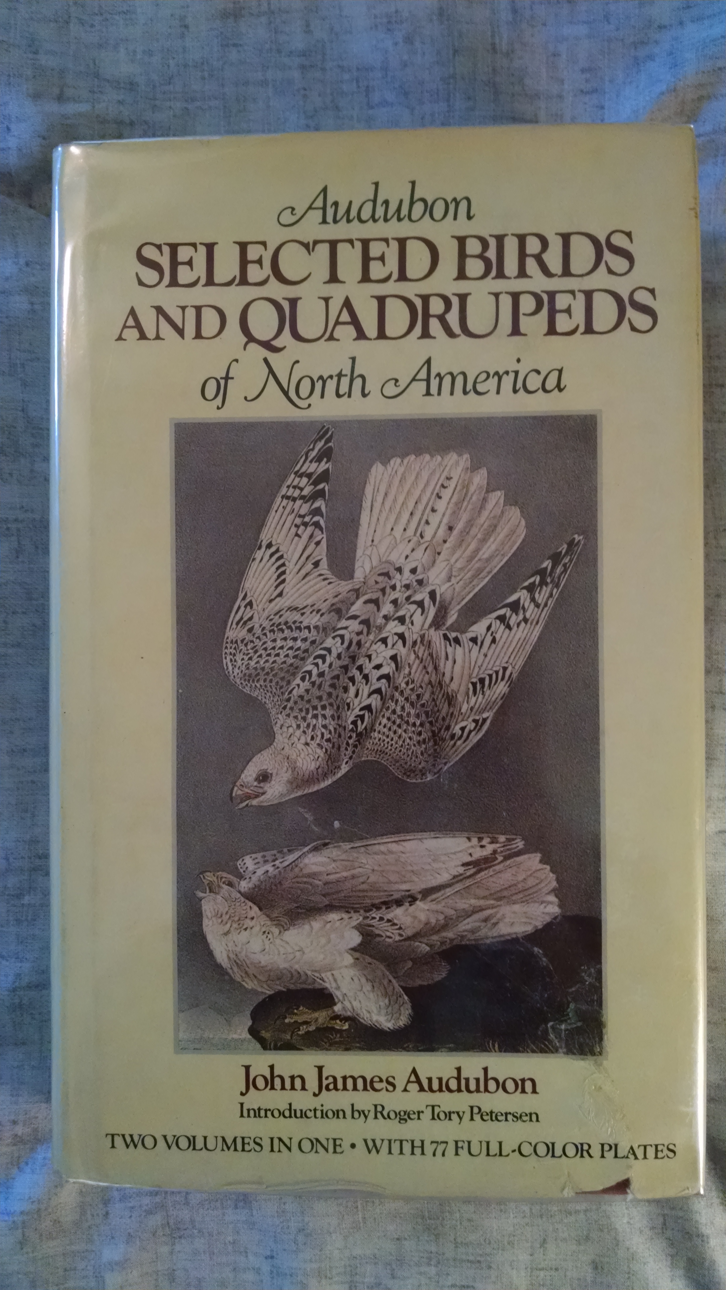 Image for SELECTED BIRDS AND QUADRUPEDS OF NORTH AMERICA