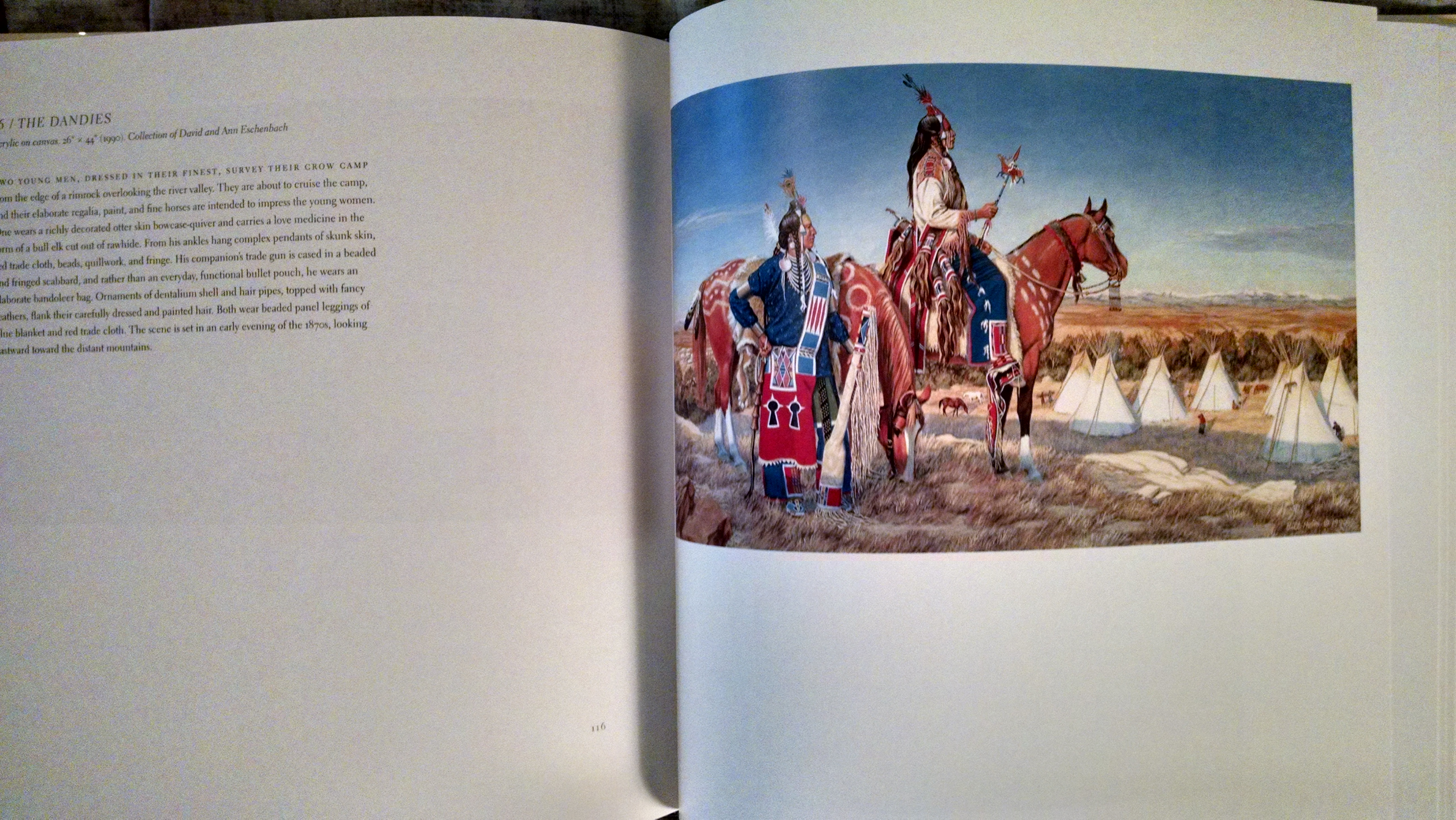 Image for SUN DOGS & EAGLE DOWN  THE INDIAN PAINTINGS OF BILL HOLM