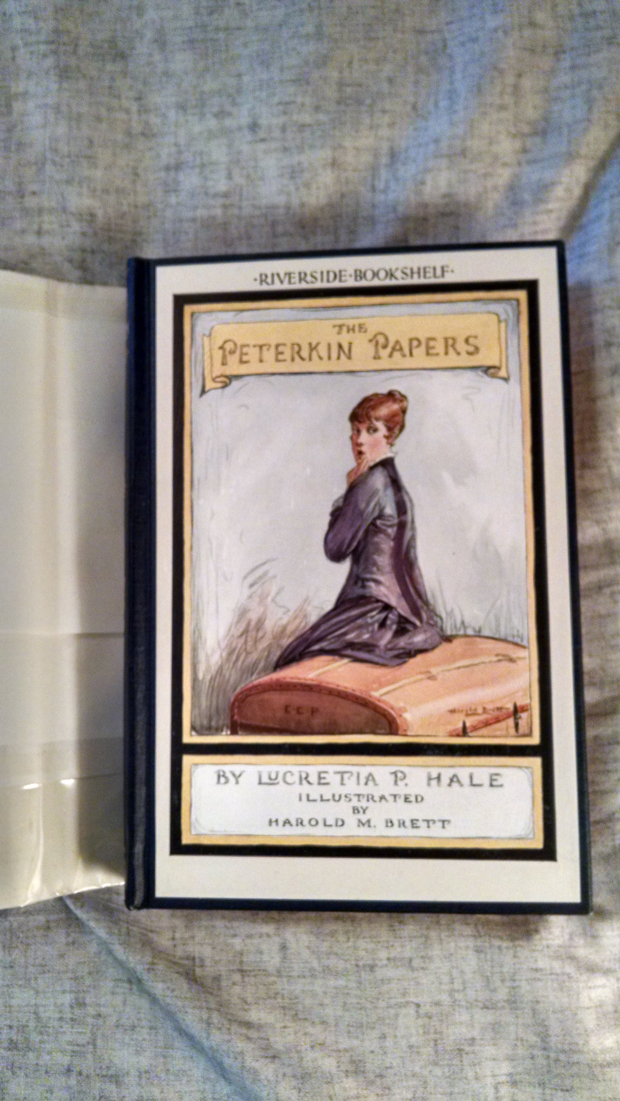 Image for THE PETERKIN PAPERS