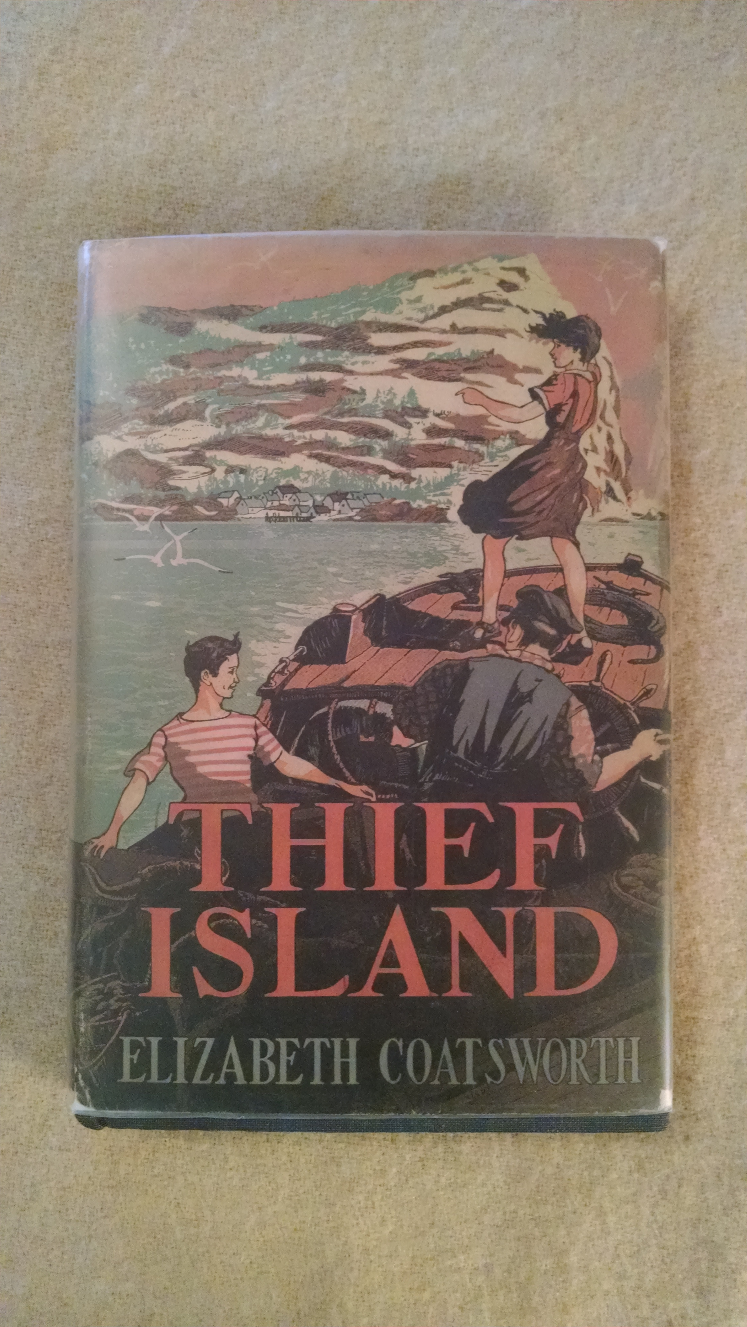 Image for THEIF ISLAND