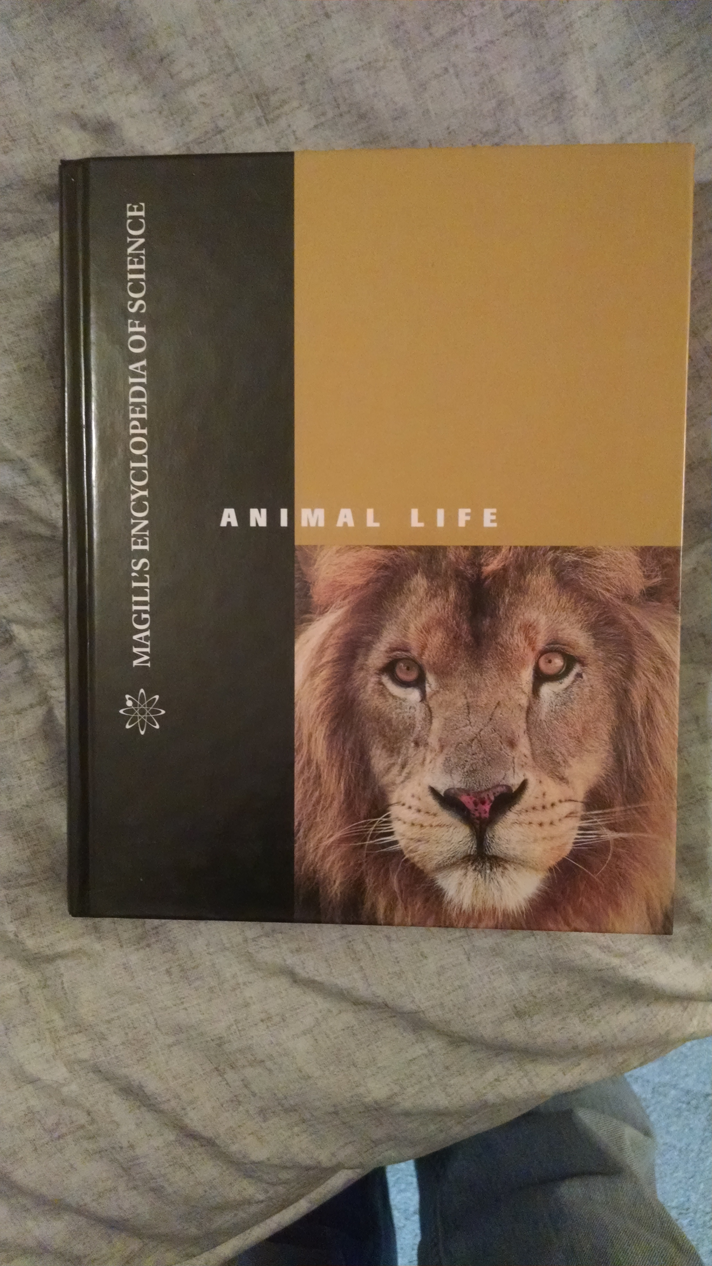 Image for MAGILL'S ENCYCLOPEDIA OF SCIENCE  ANIMAL LIFE   VOL 1-2-3-4