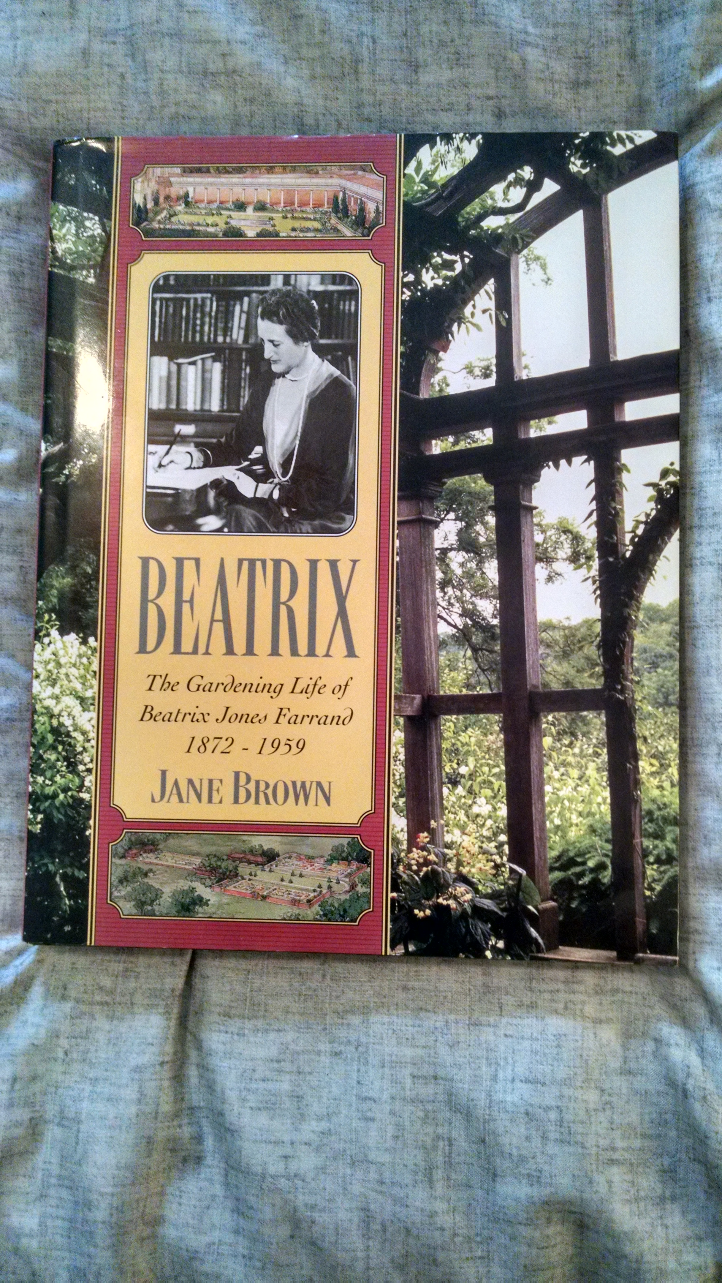 Image for BEATRIX  THE GARDENING LIFE OFBEATRIX JONES FARRAND