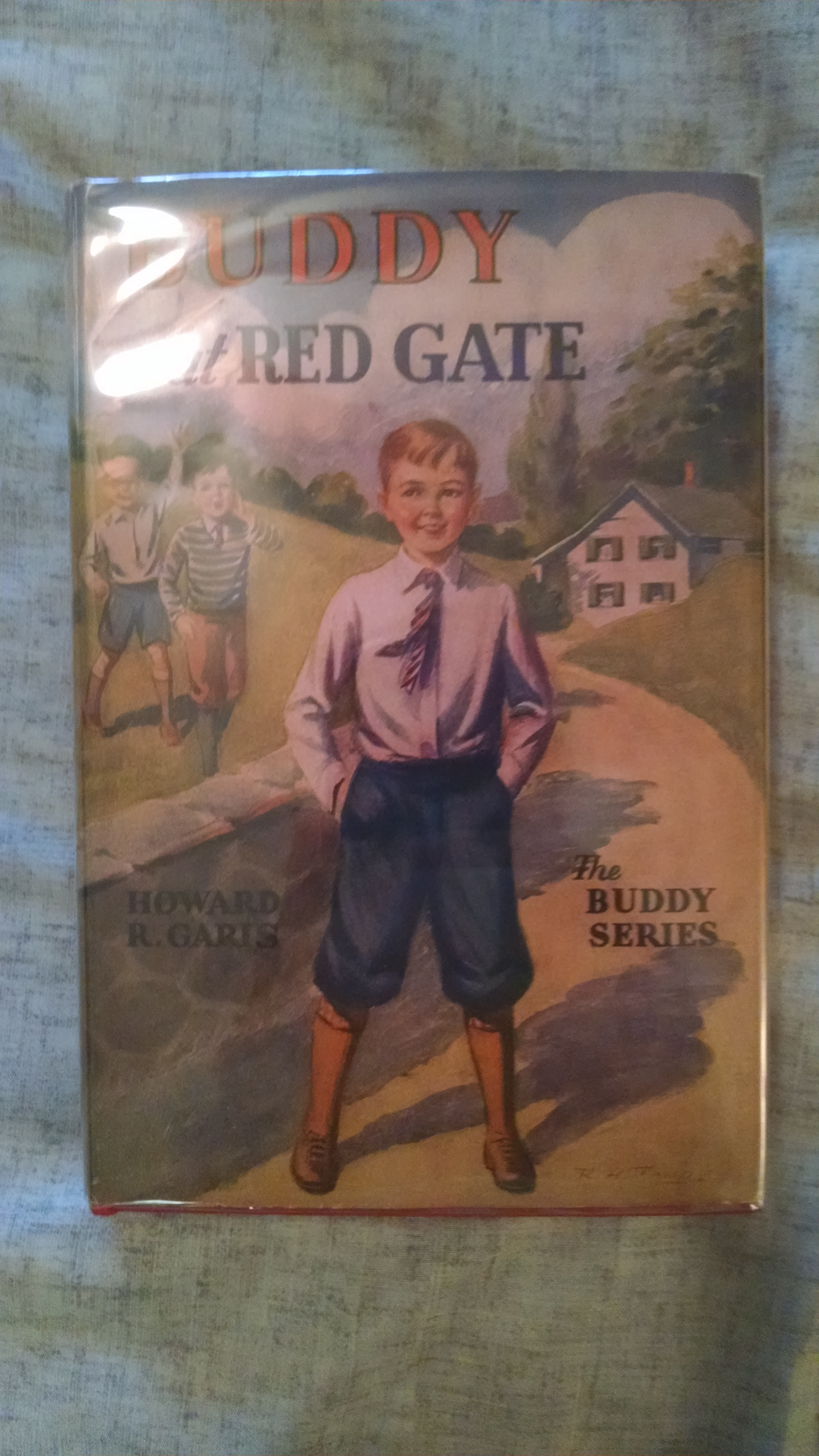 Image for BUDDY AT RED GATE