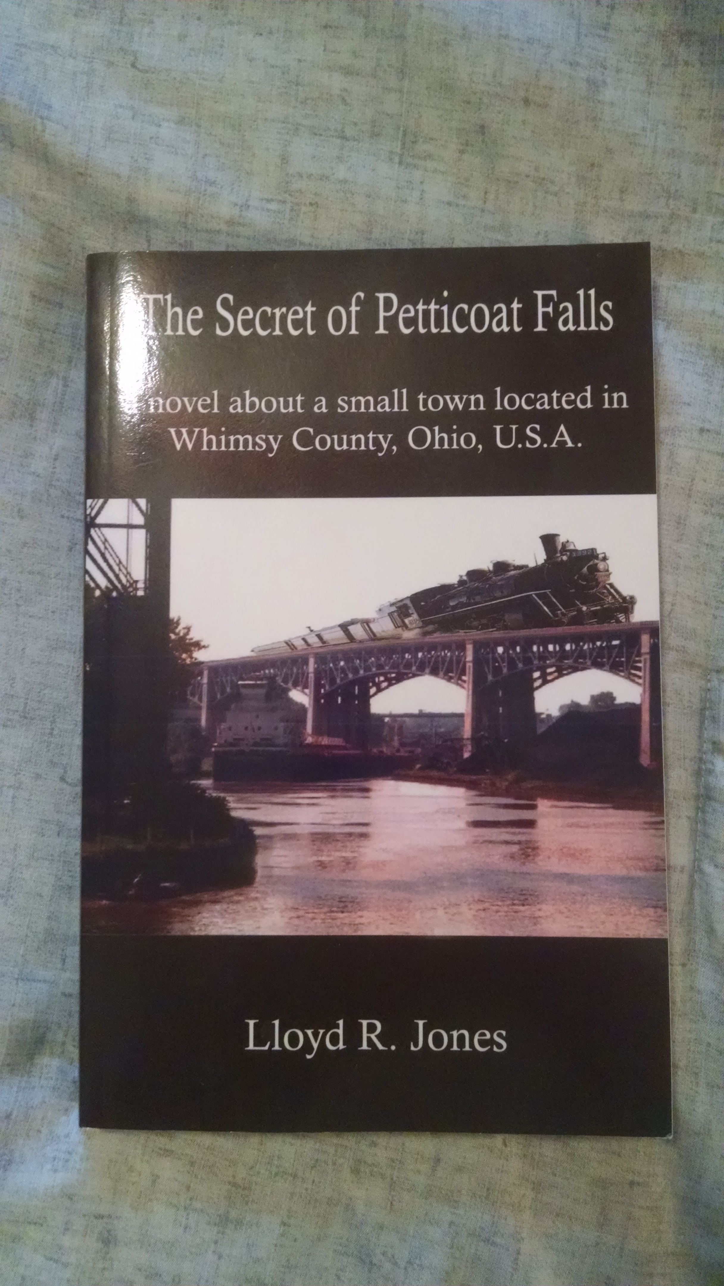 Image for THE SECRET OF PETTICOAT FALLS
