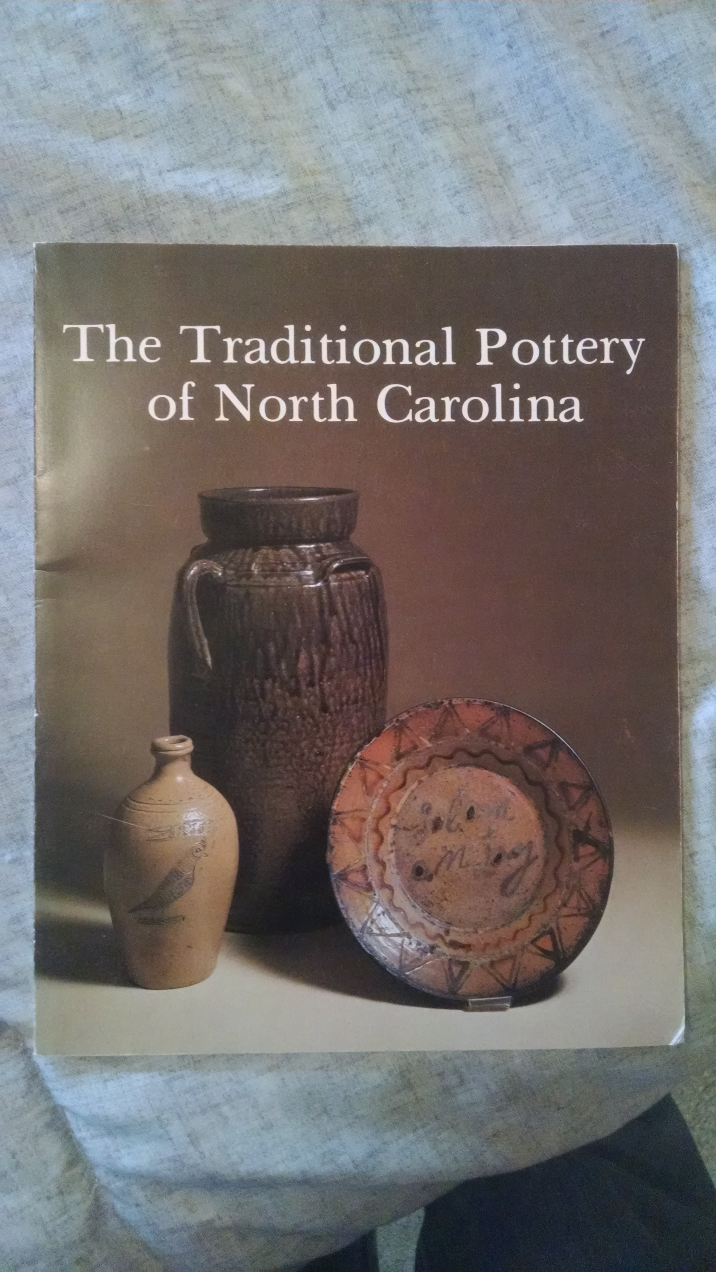 Image for THE TRADITIONAL POTTERY OF NORTH CAROLINA