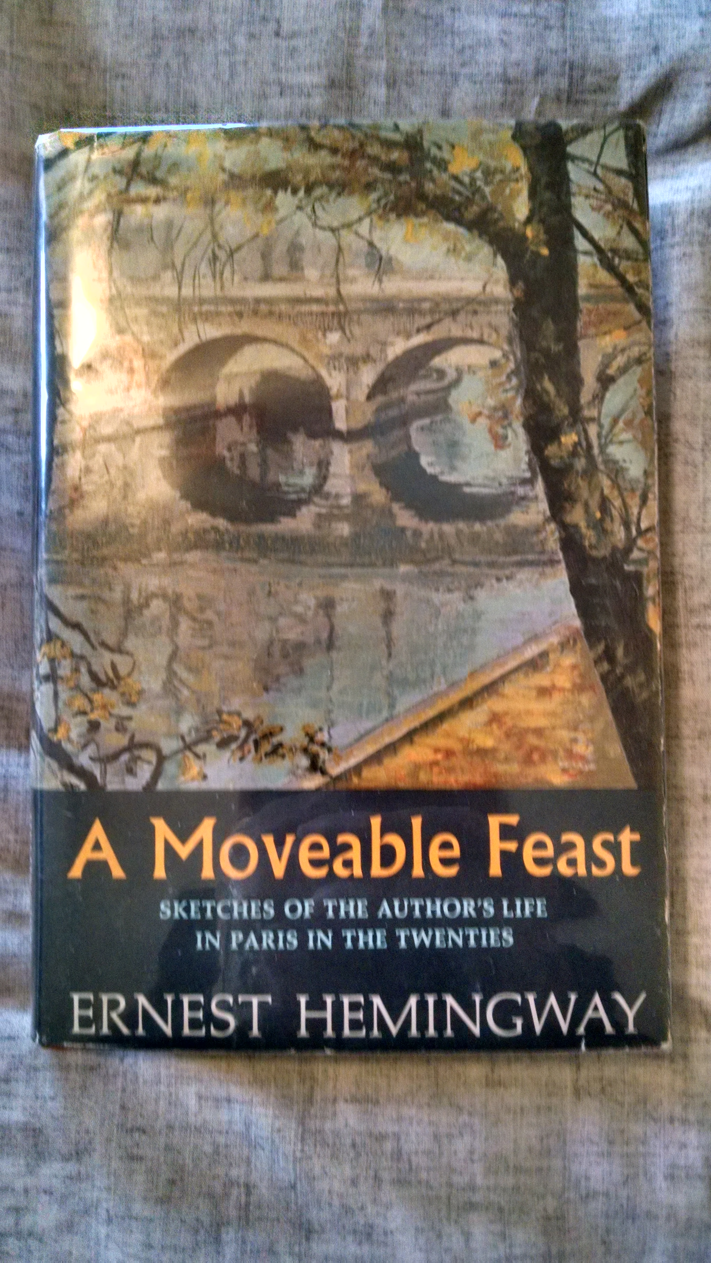 Image for A MOVEABKE FEAST