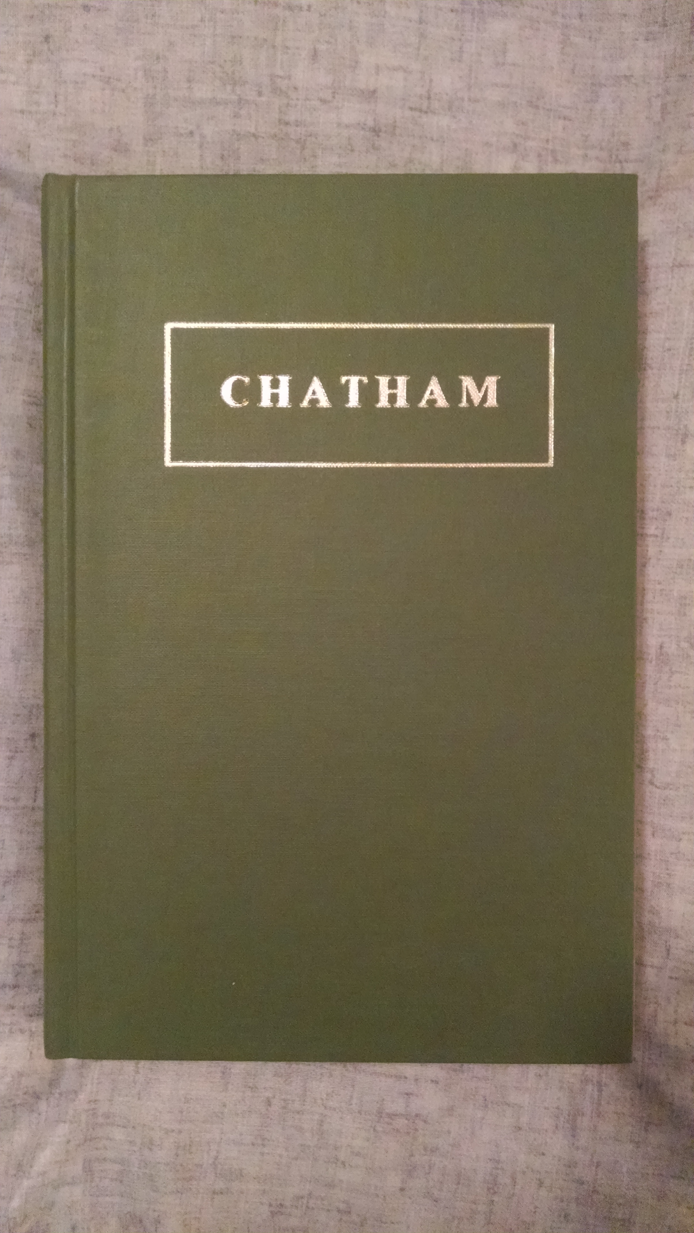 Image for A HISTORY OF CHATHAM MASSACHUSETTS