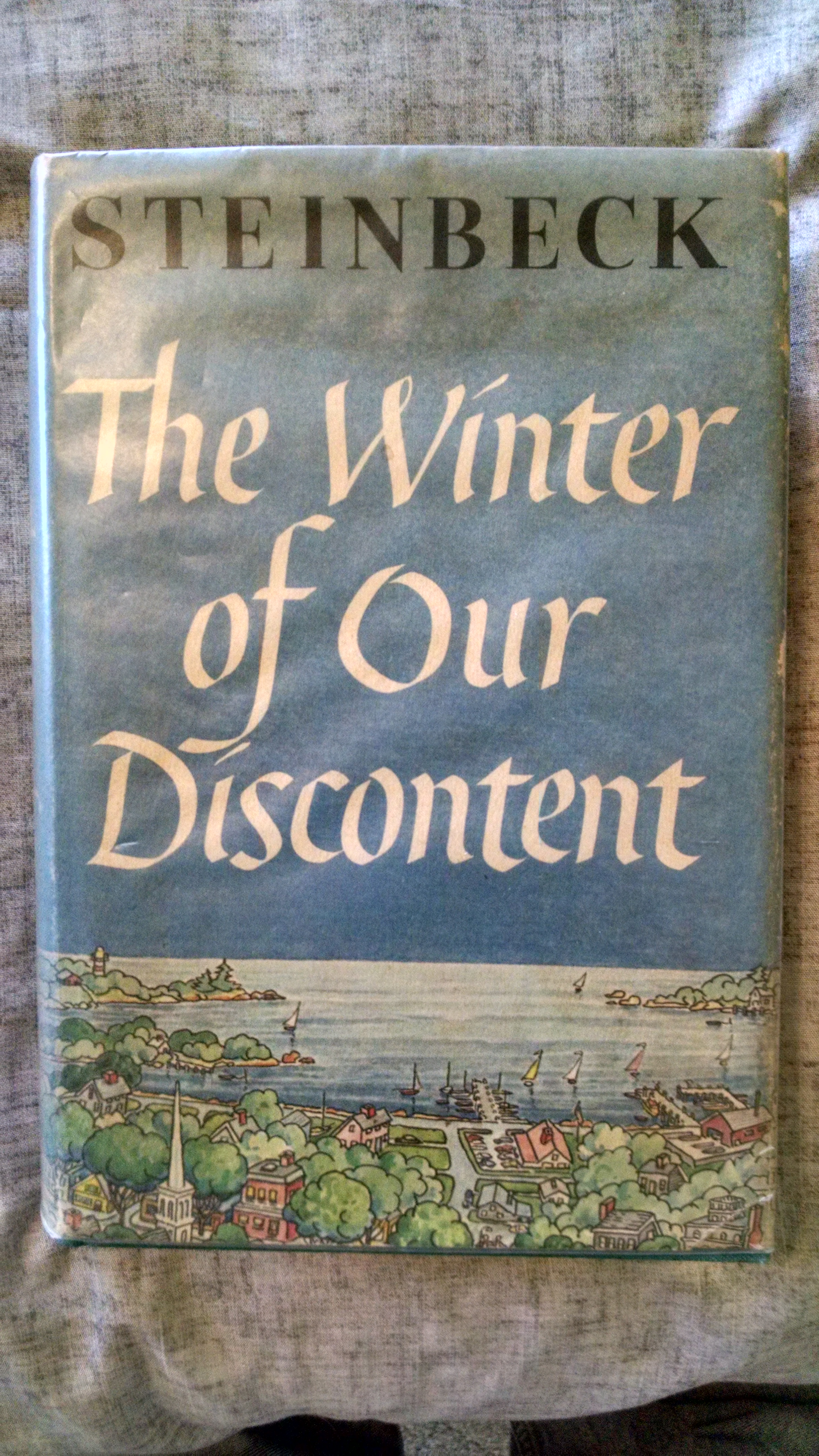 Image for THE WINTER OF OUR DISCONTENT