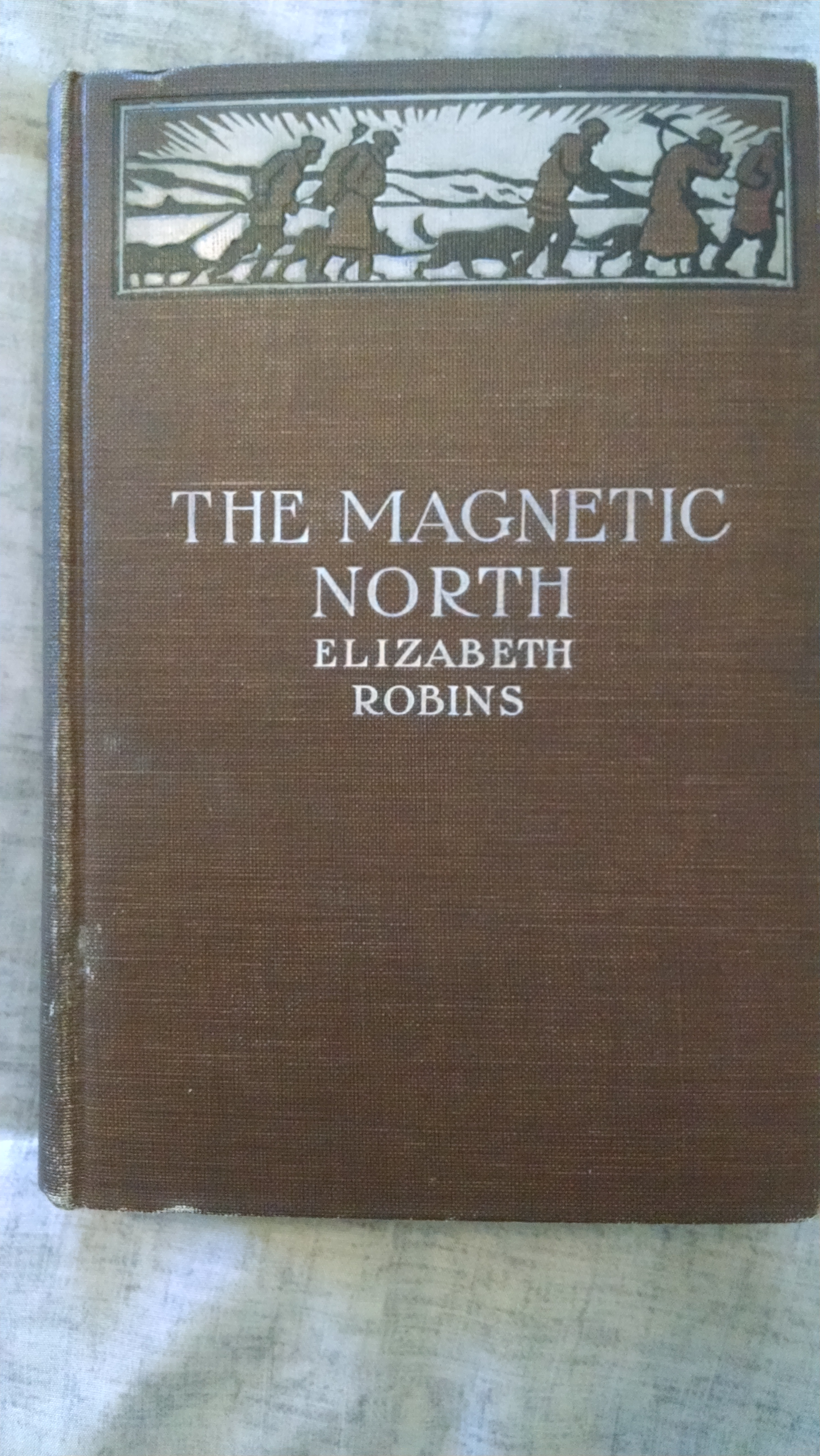 Image for THE MAGNETIC NORTH