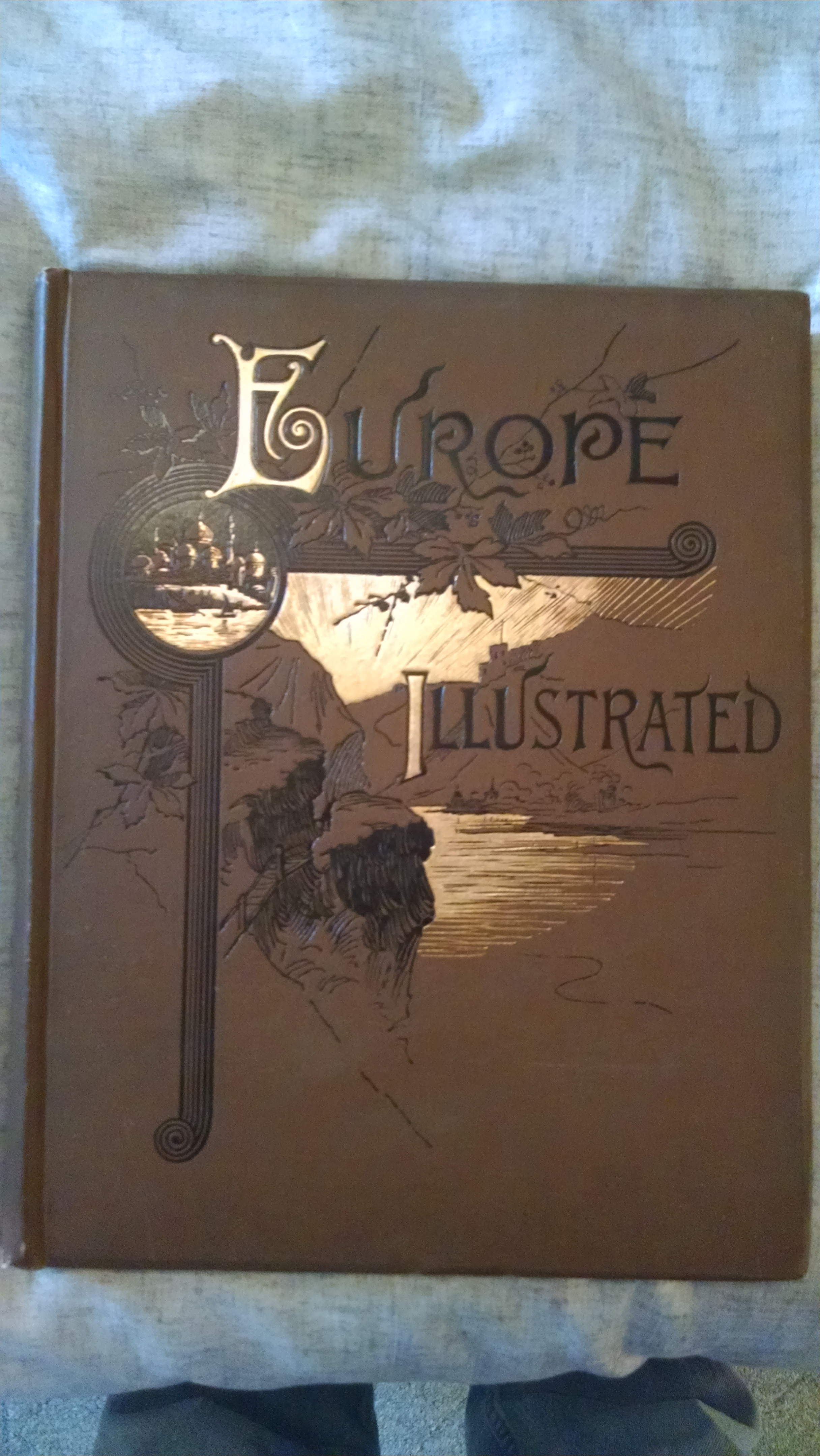 Image for EUROPE ILLUSTRATED