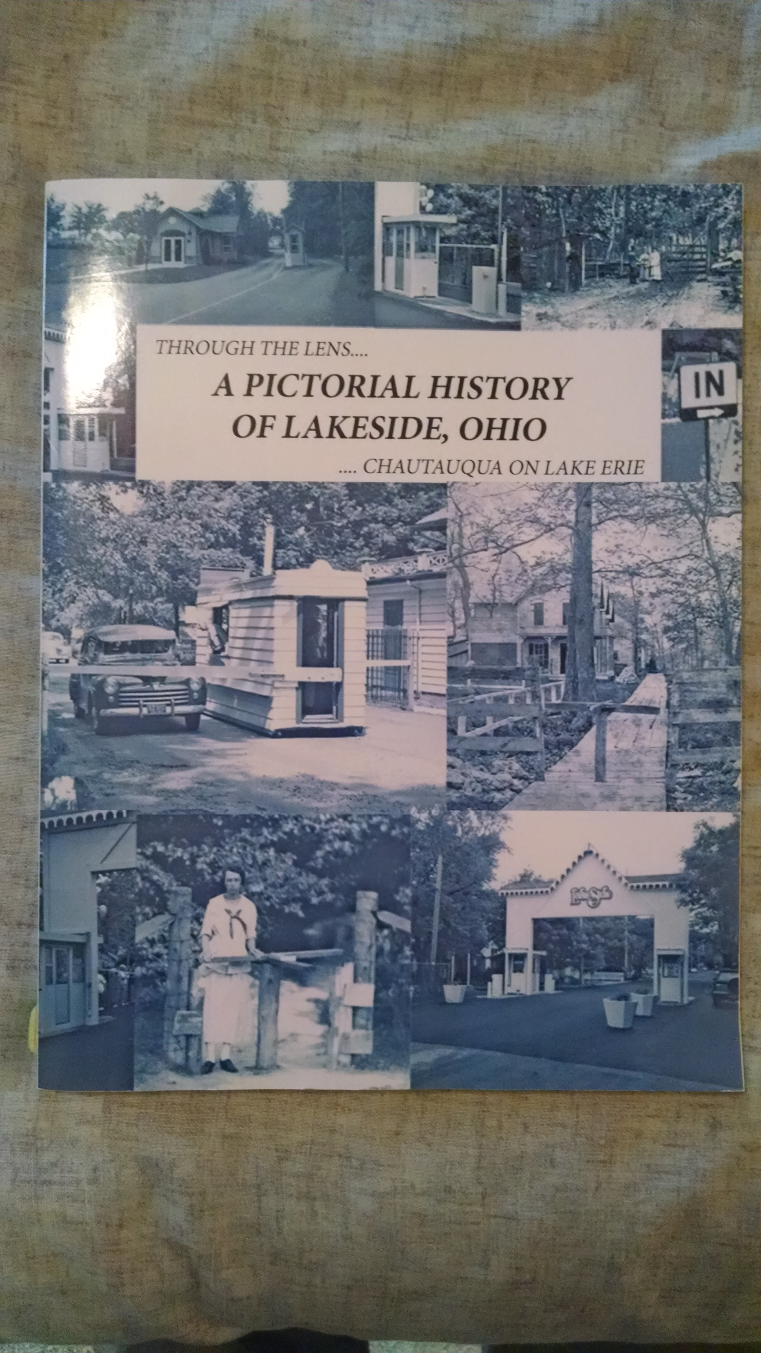 Image for A PICTORIAL HISTORY OFLAKESIDE OHIO
