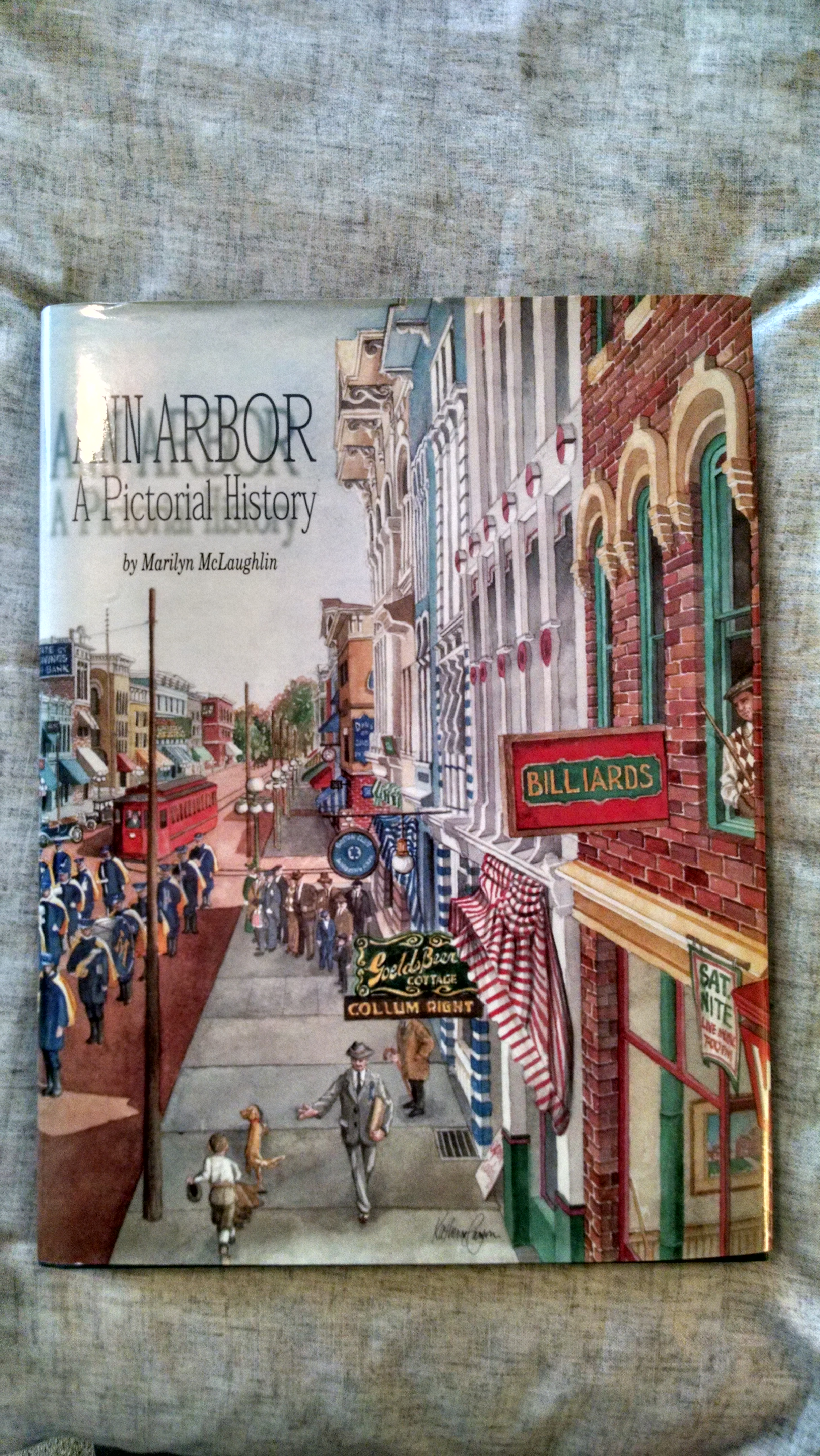 Image for ANN ARBOR A PICTORIAL HISTORY