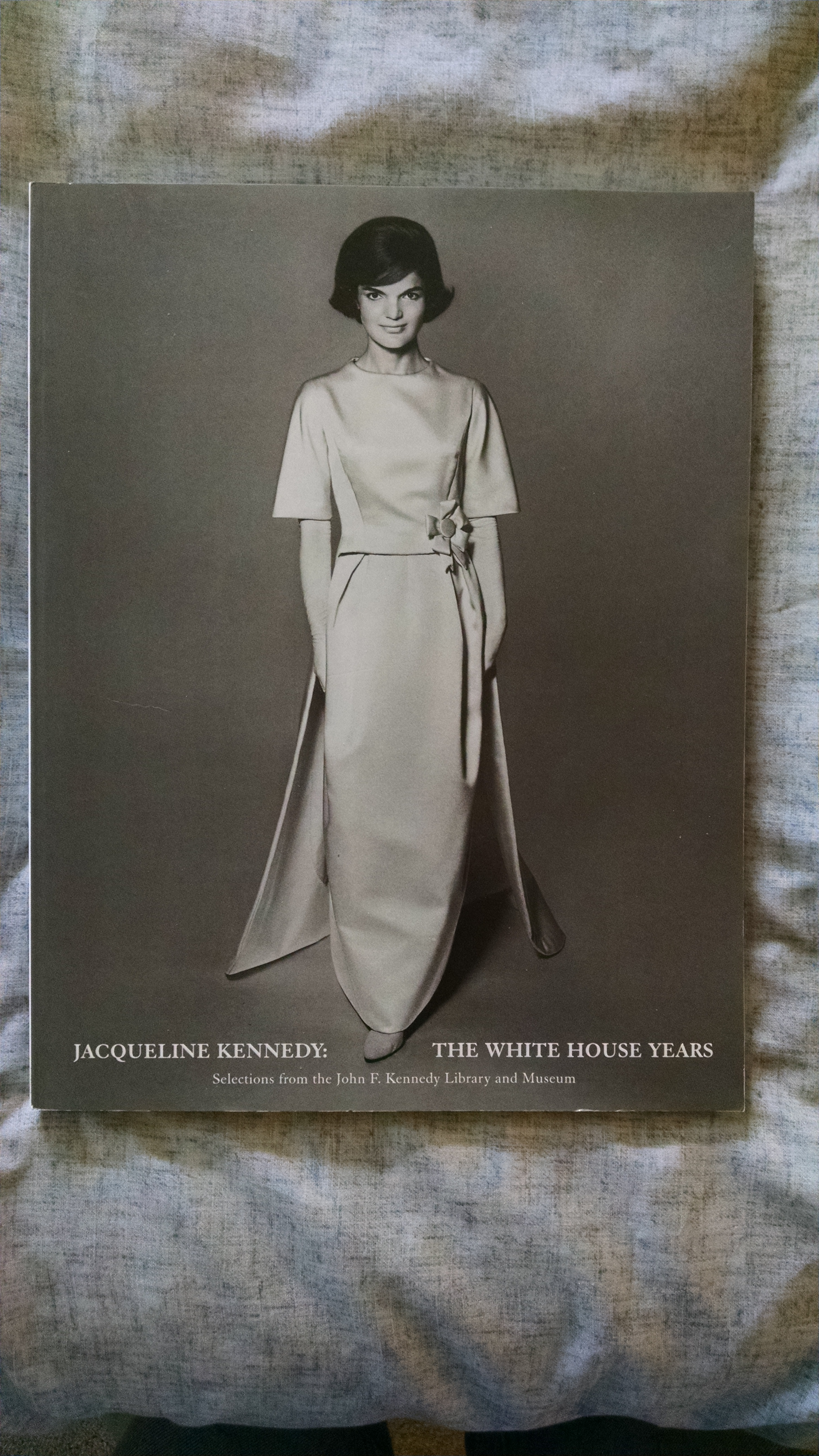 Image for JACQUELINE KENNEDY : THE WHITE HOUSE YEARS