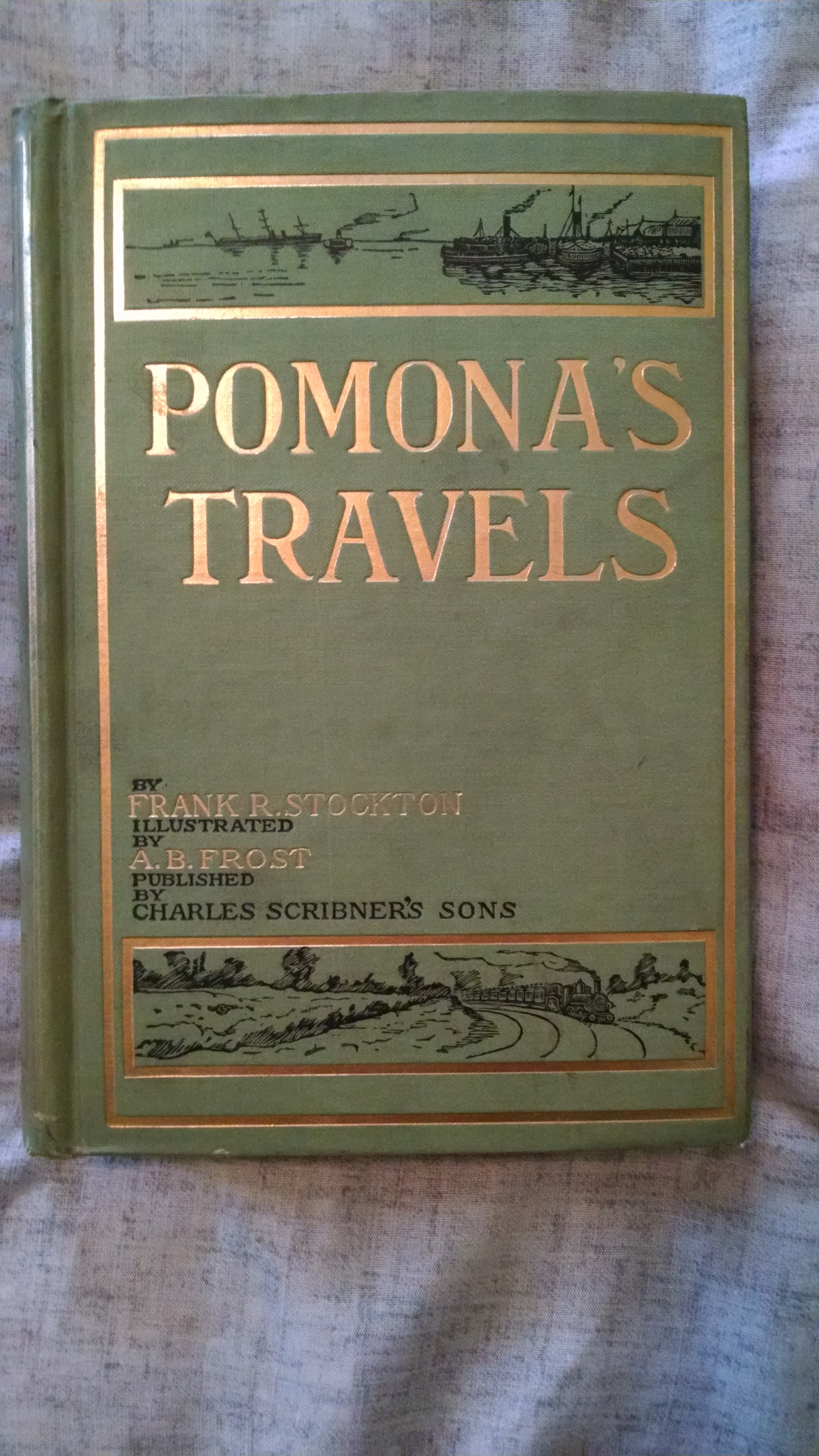 Image for POMONA'S TRAVELS