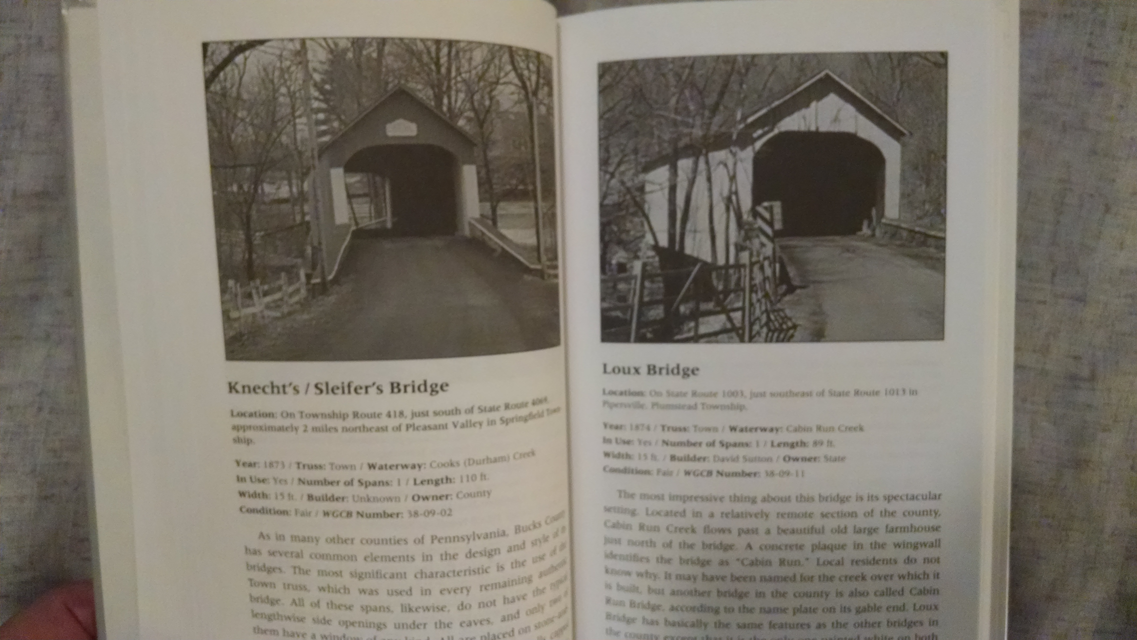 Image for PENNSYLVANIA'S COVERED BRIDGES