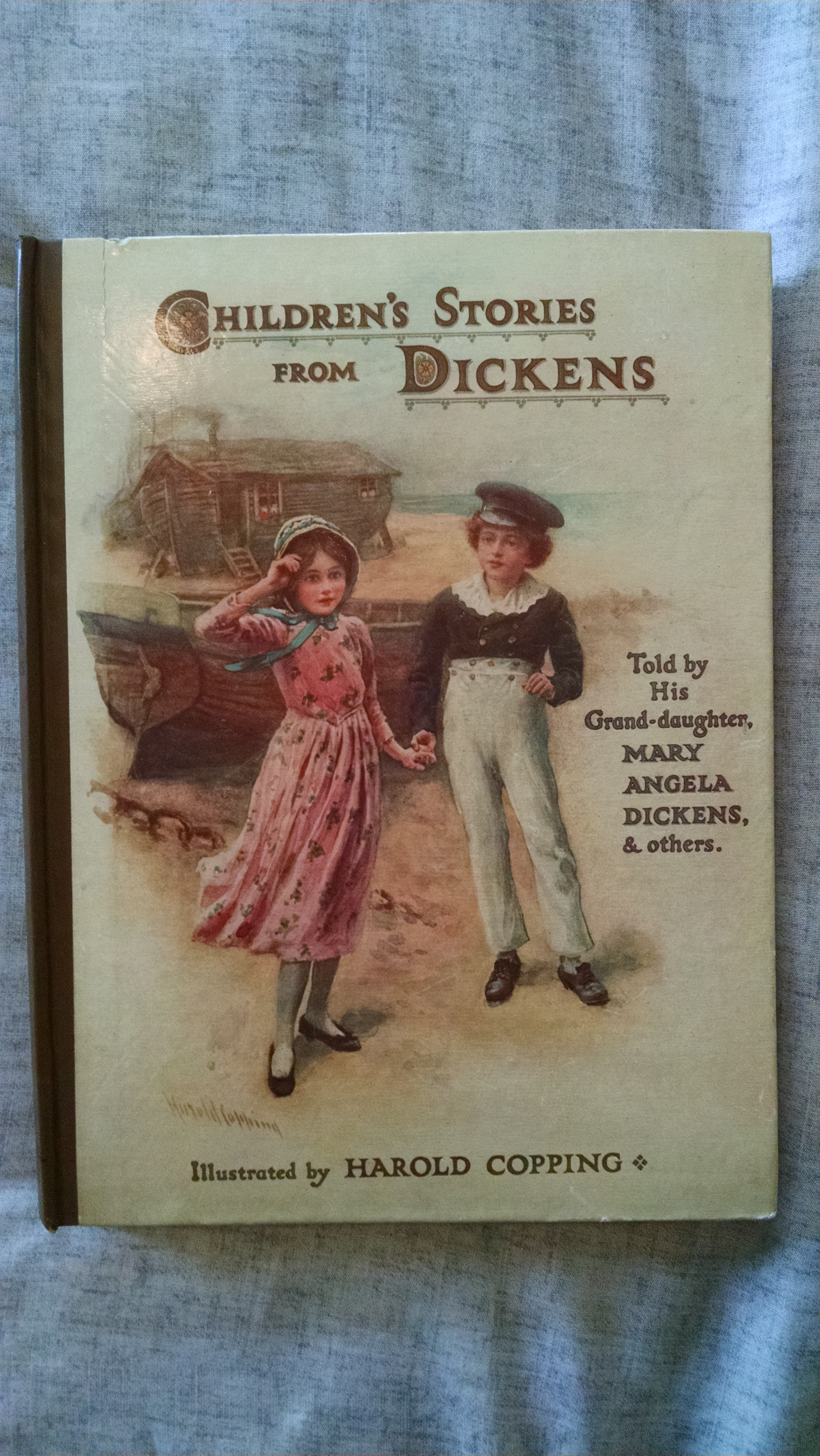 Image for  CHILDREN'S STORIES FROM DICKENS