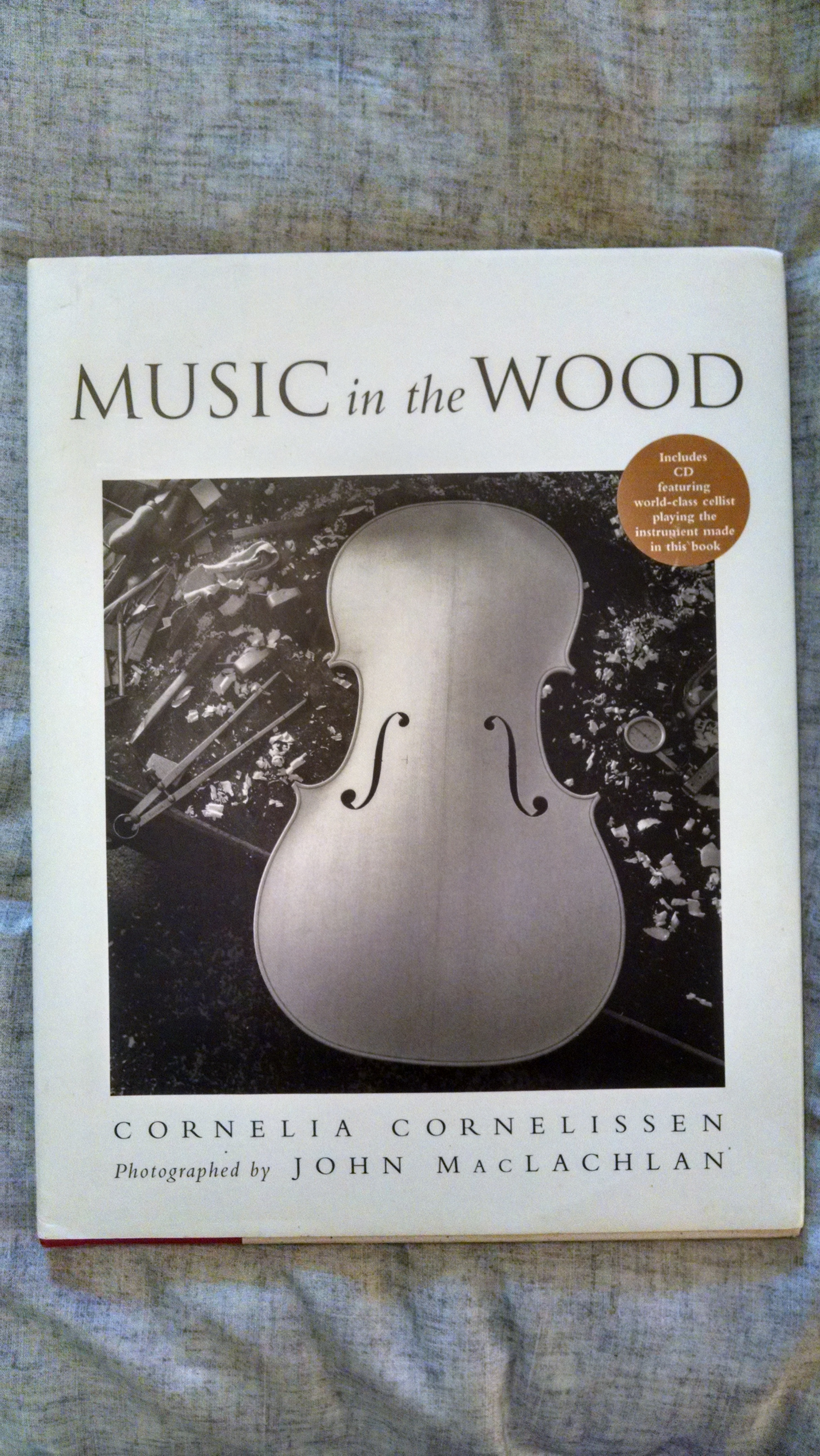 Image for MUSIC IN THE WOOD