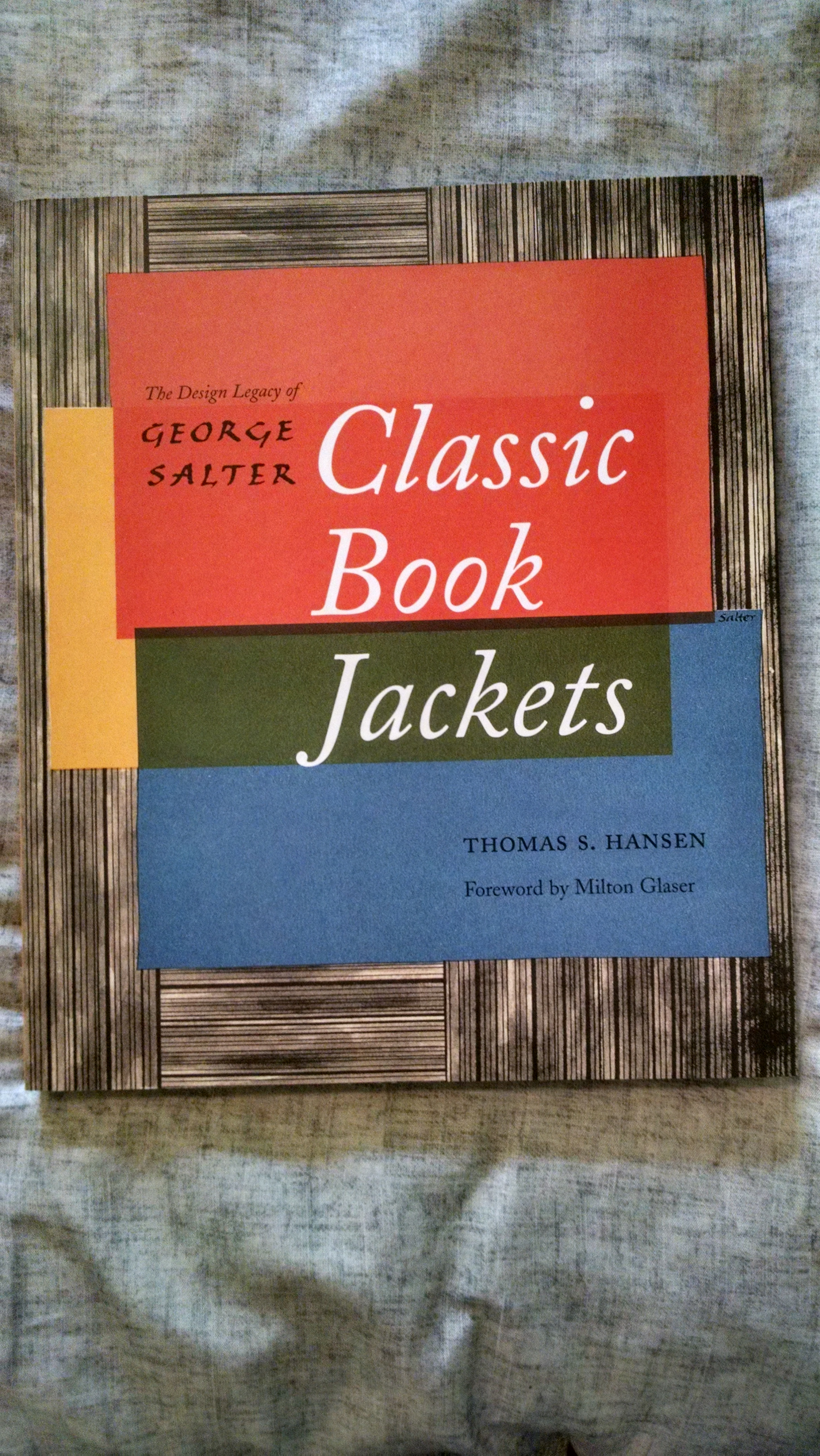 Image for CLASSIC BOOK JACKETS