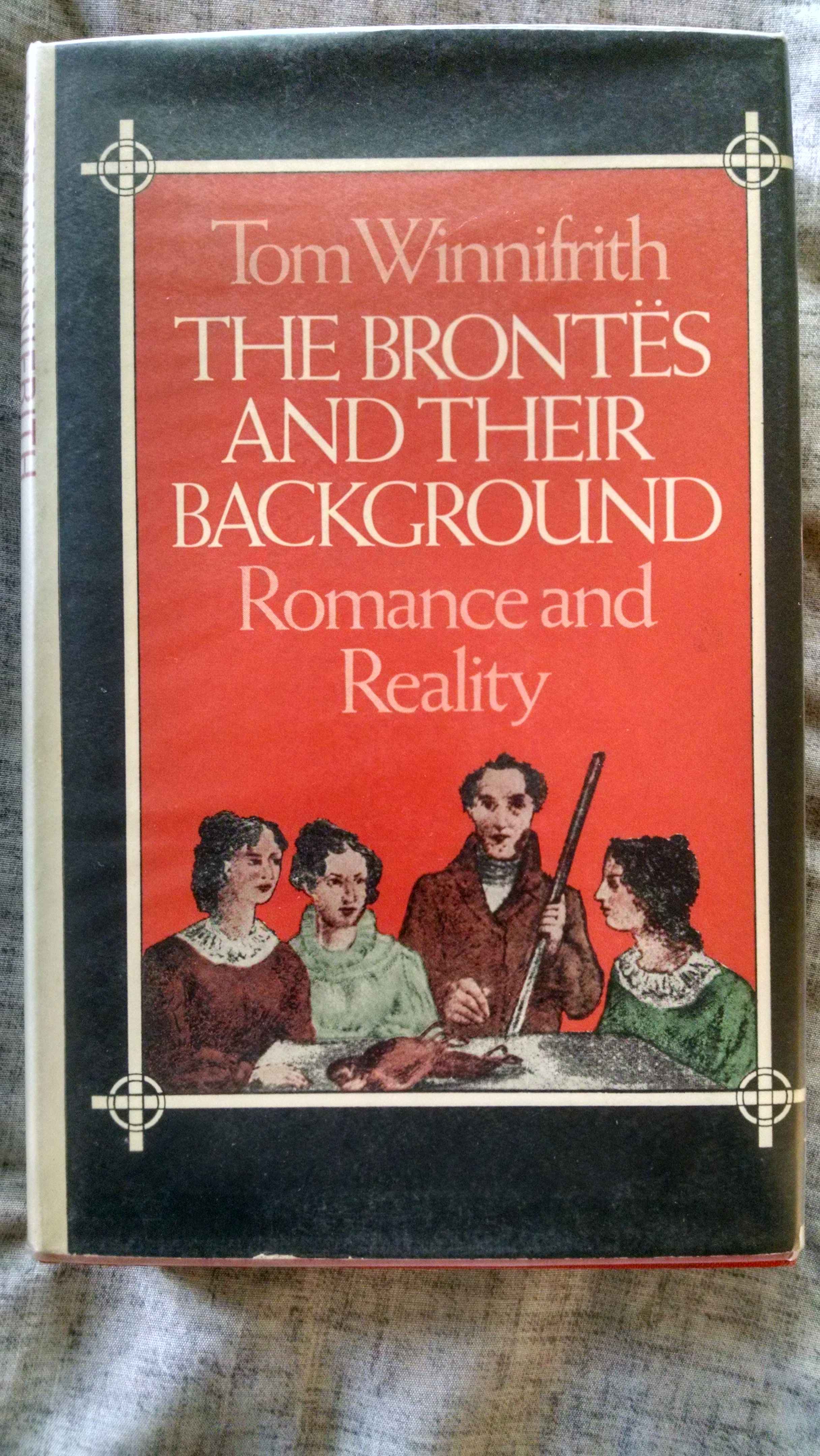 Image for THE BRONTES OND THEIR BACKGROUND