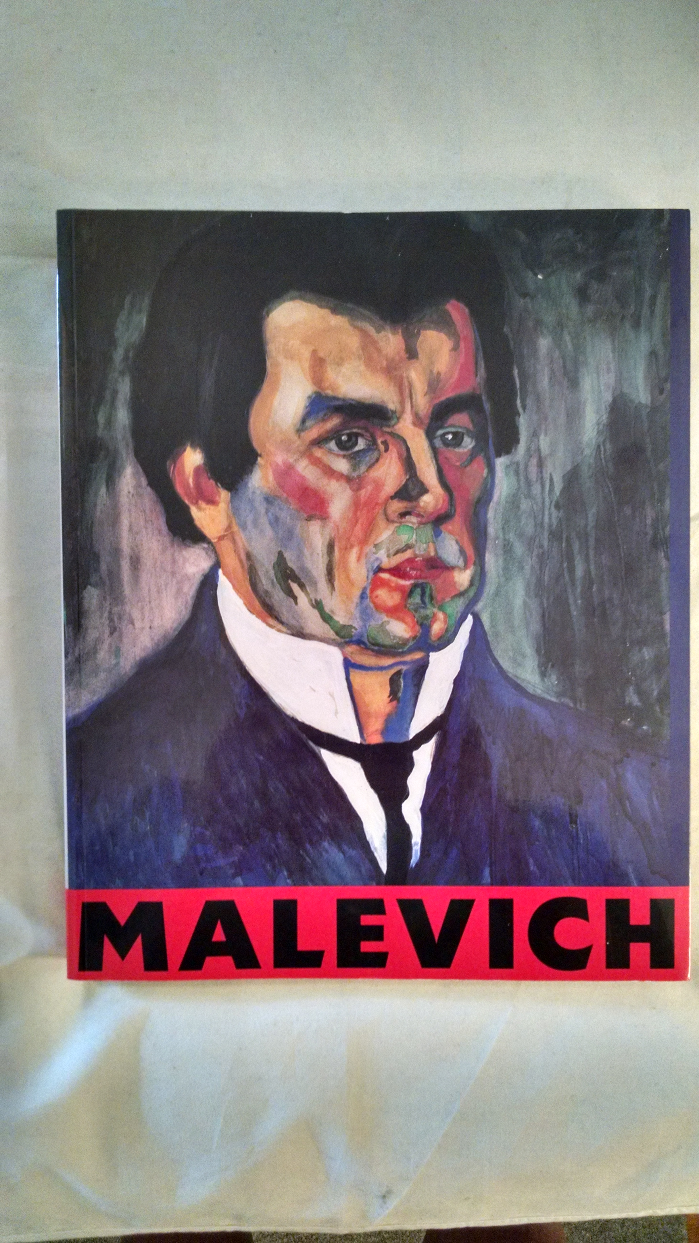 Image for KAZIMIR MALEVICH 1878-1935