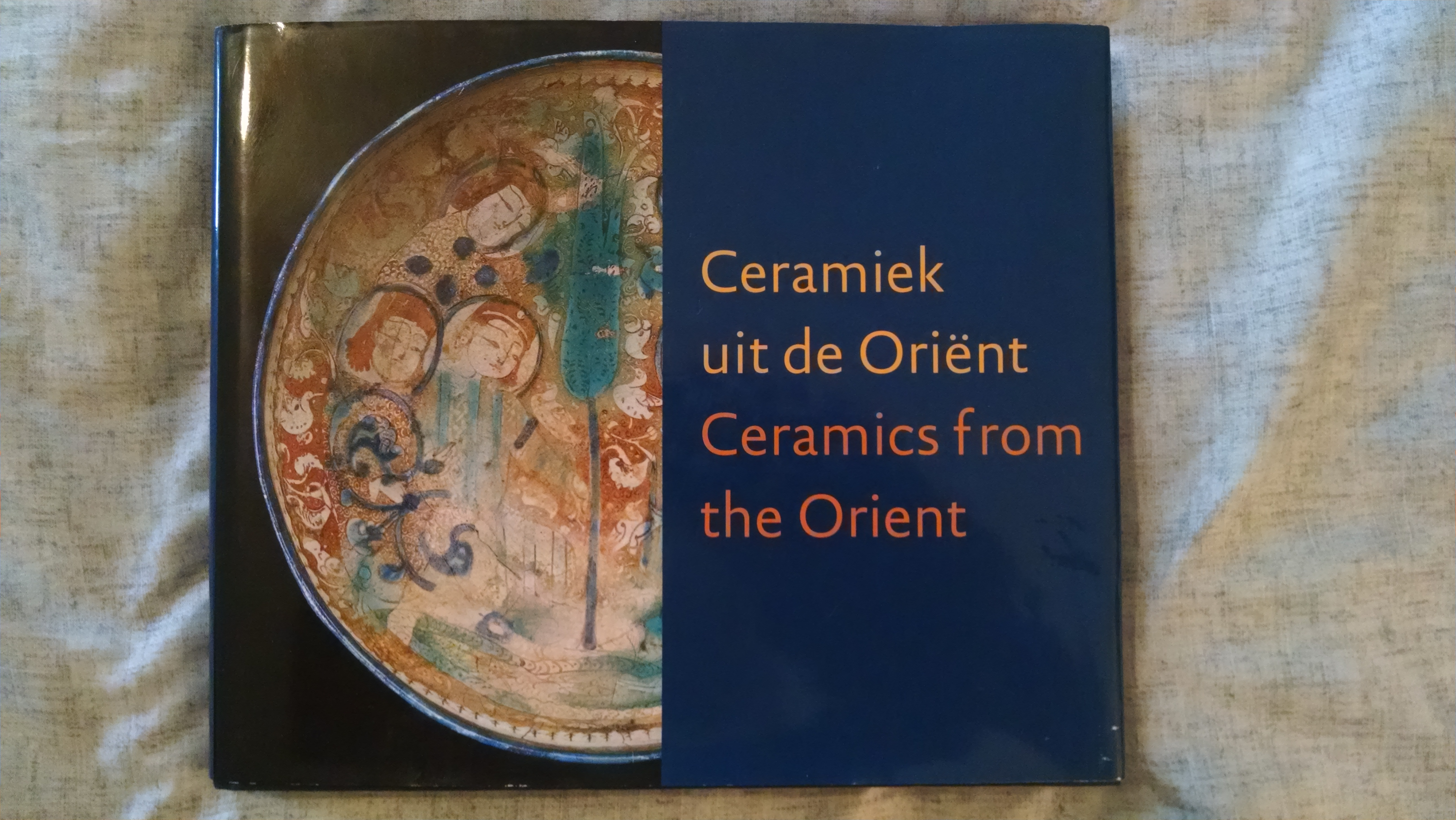 Image for CERAMICS FROM THE ORIENT
