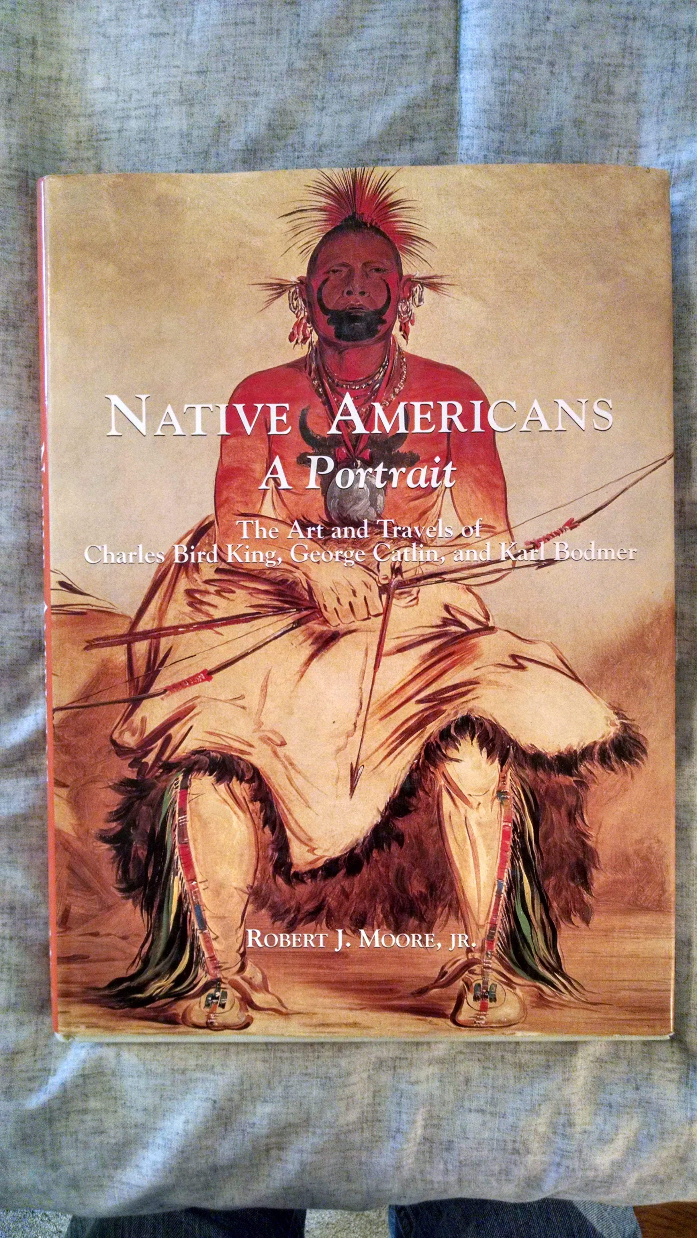 Image for NATIVE AMERICANS A PORTRAIT5