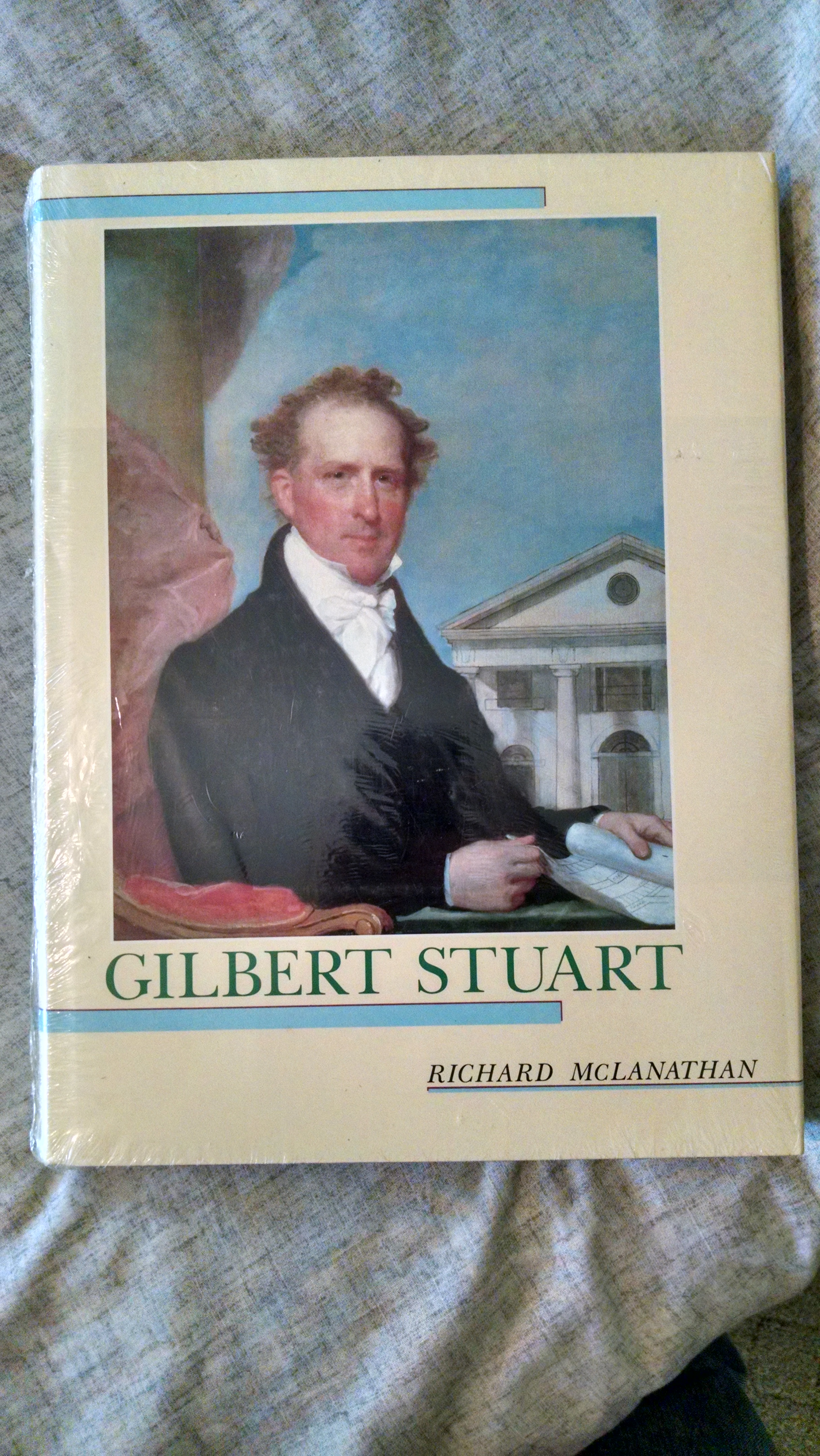 Image for GILBERT STUART
