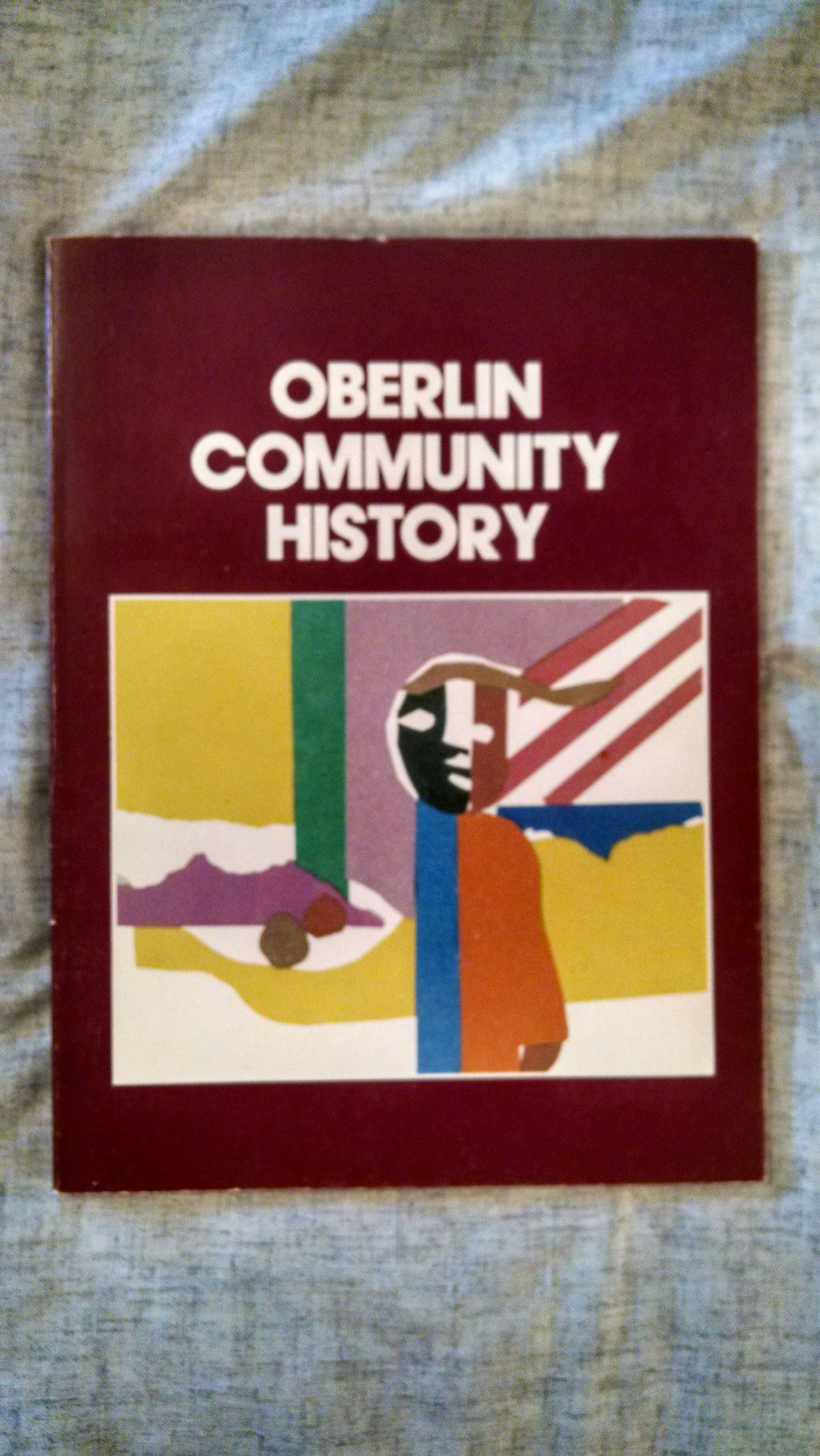 Image for OBERLIN COMMUNITY HISTORY