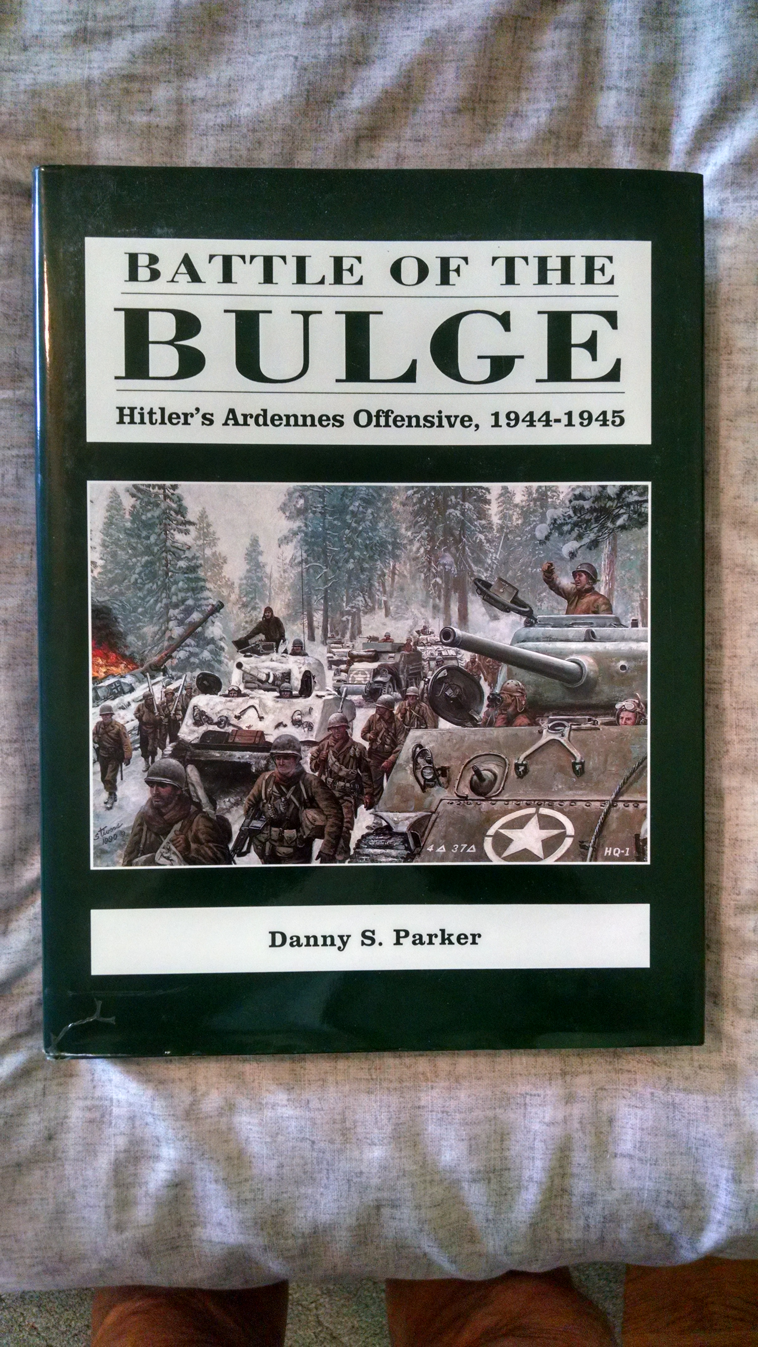 Image for BATTLE OF THE BULGE  HITLER'S ARDENNES OFFENSIVE , 1944-1945