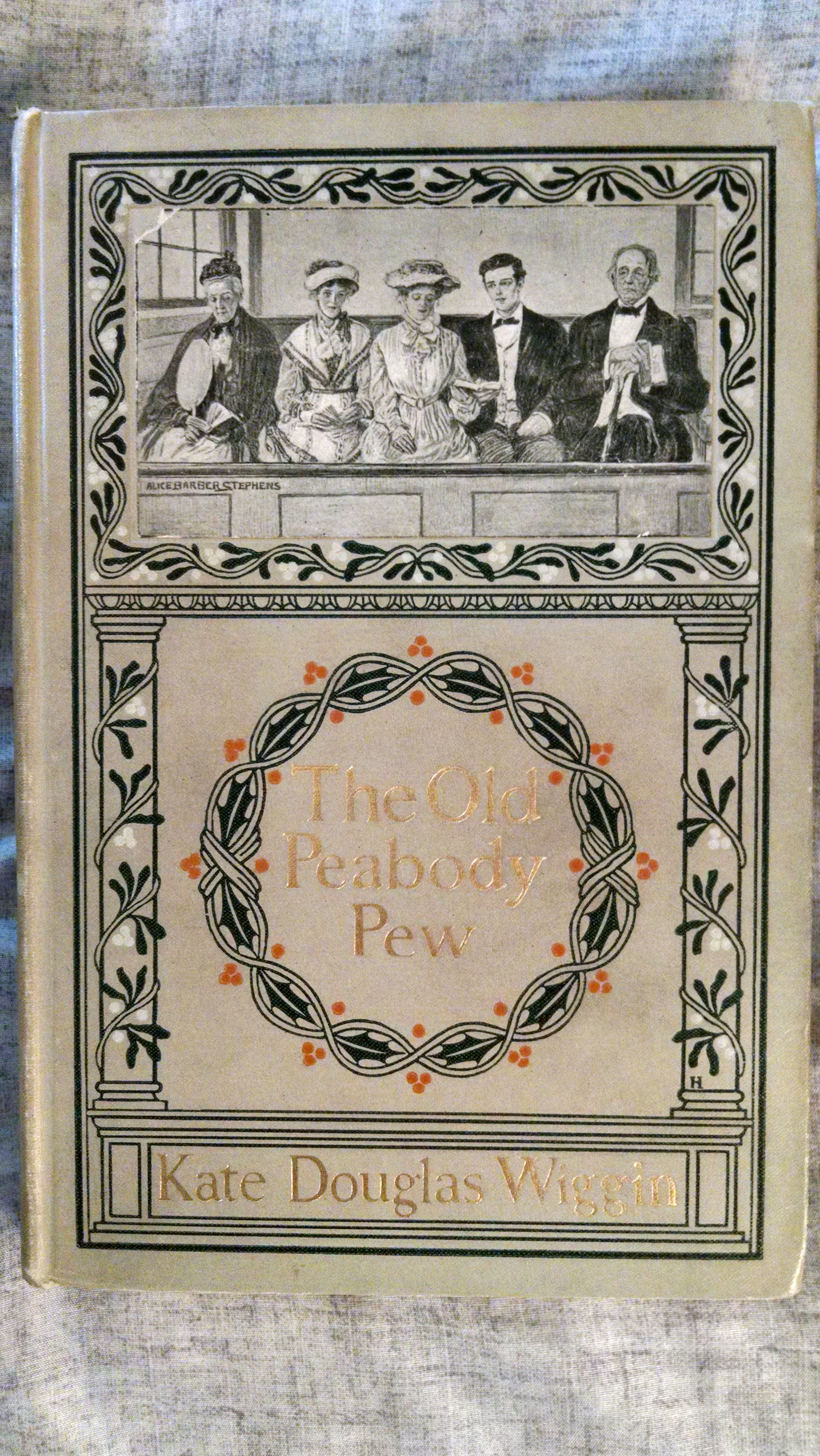 Image for THE OLD PEABODY PEW
