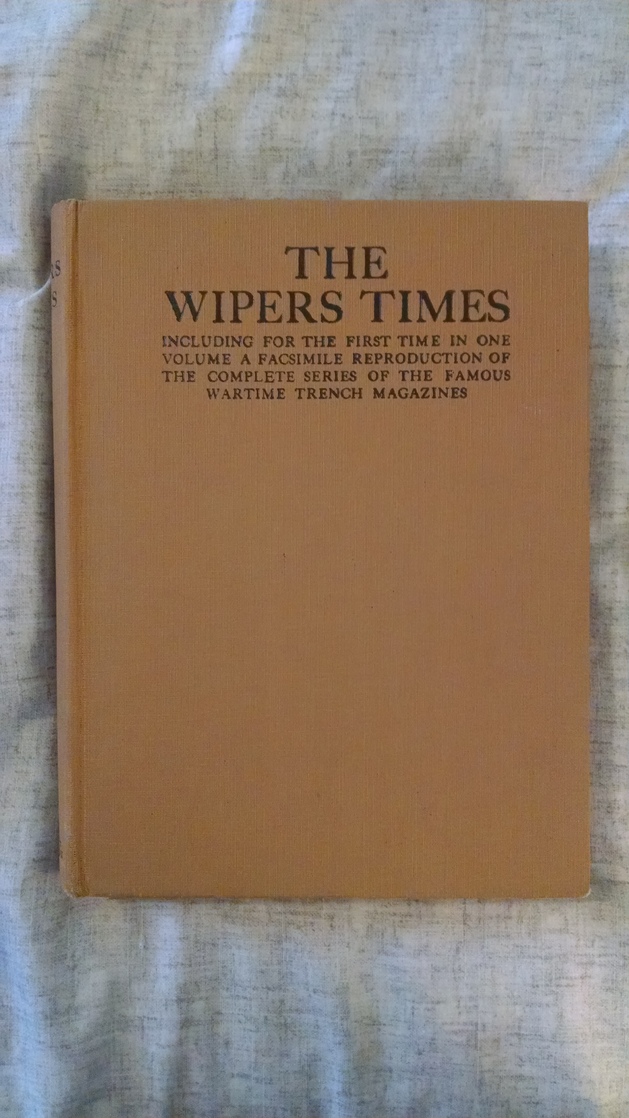 Image for THE WIPERS TIMES