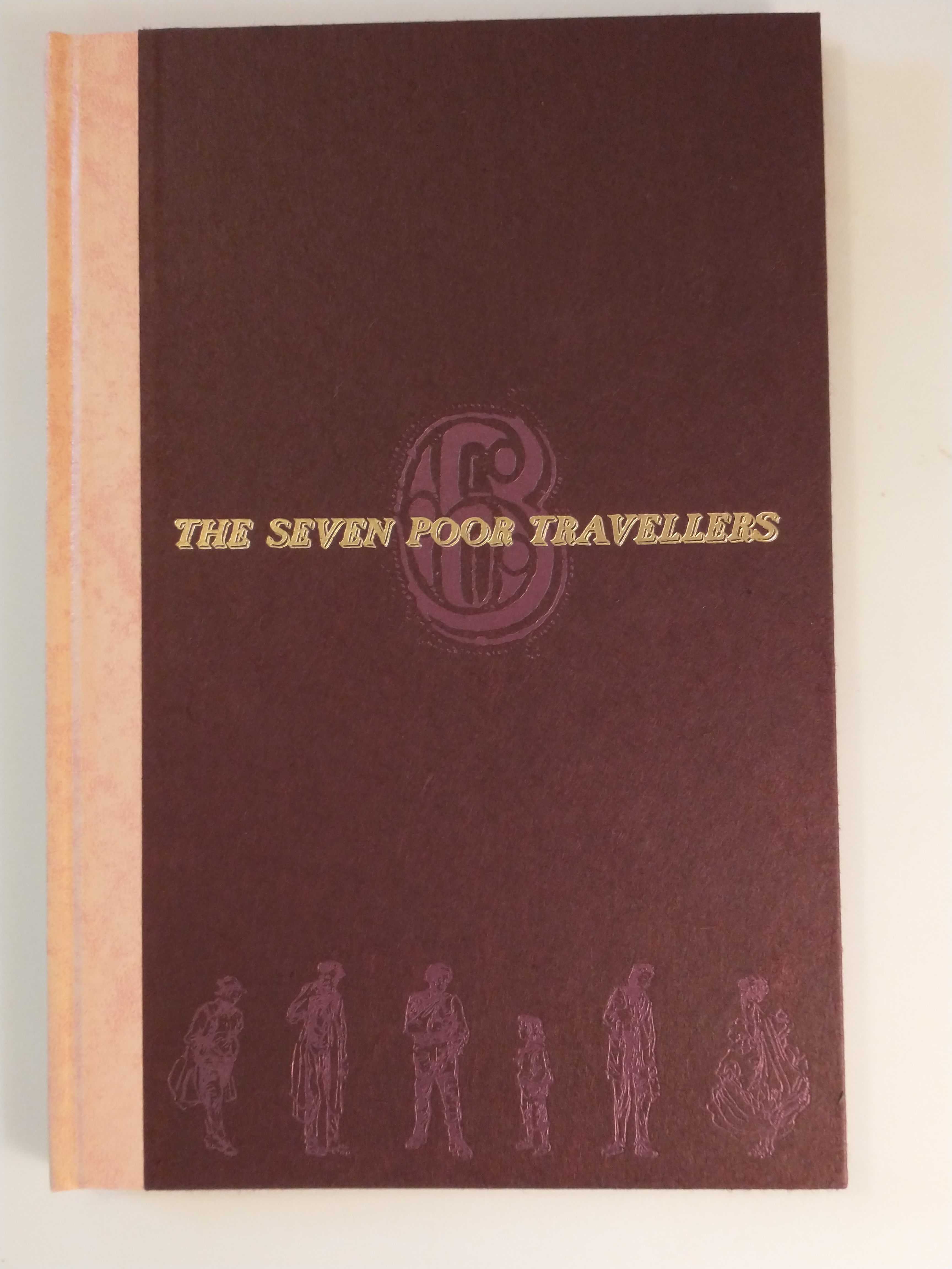 Image for THE SEVEN POOR TRAVELERS