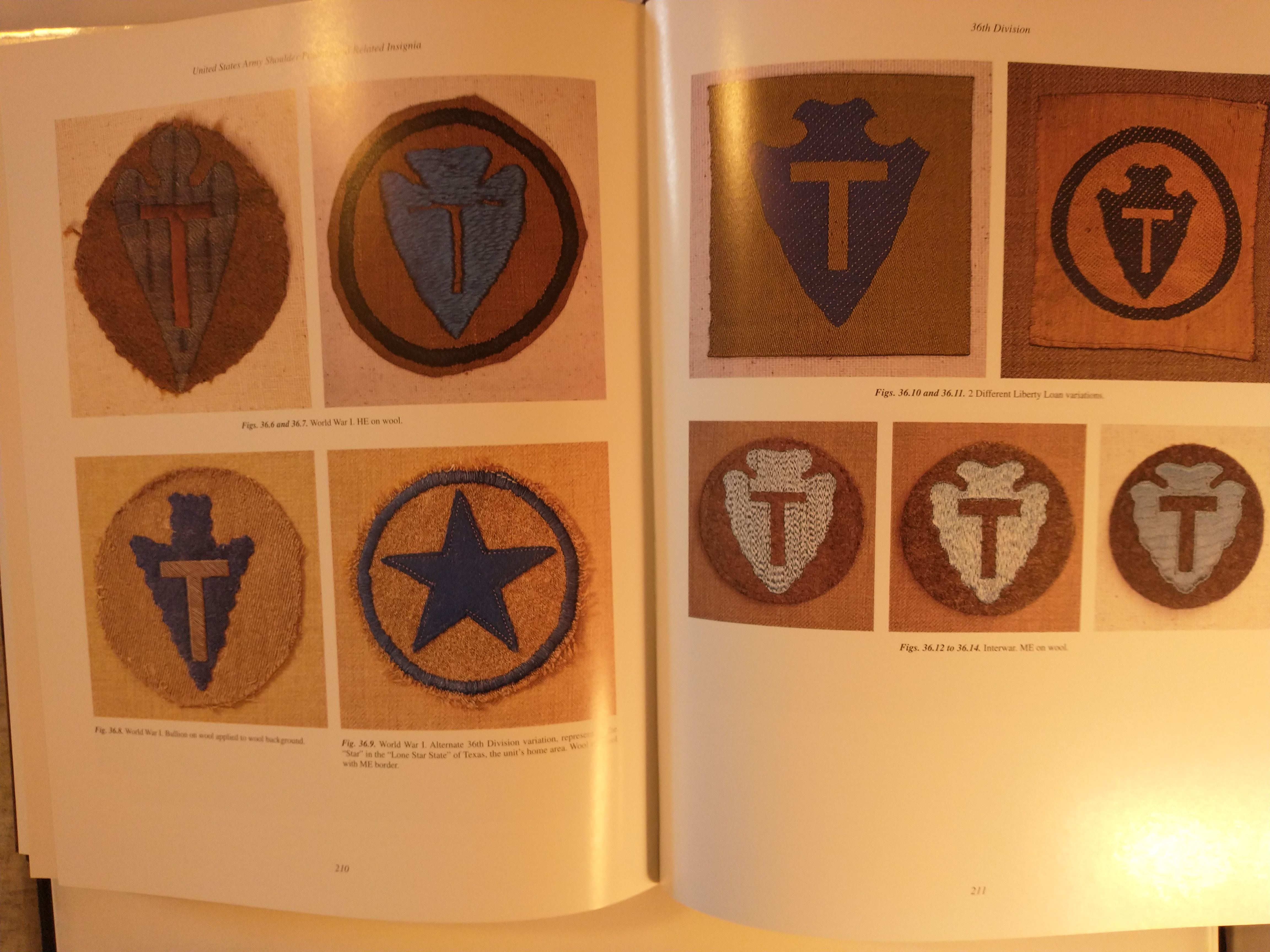 Image for UNITED STATES ARMY SHOULDER PATCHES AND RELATED INSIGNIA FROM WORLD WAR 1 TO KOREA
