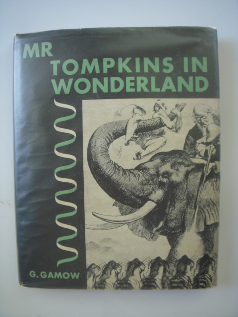 Image for Mr. Tompkins In Wonderland