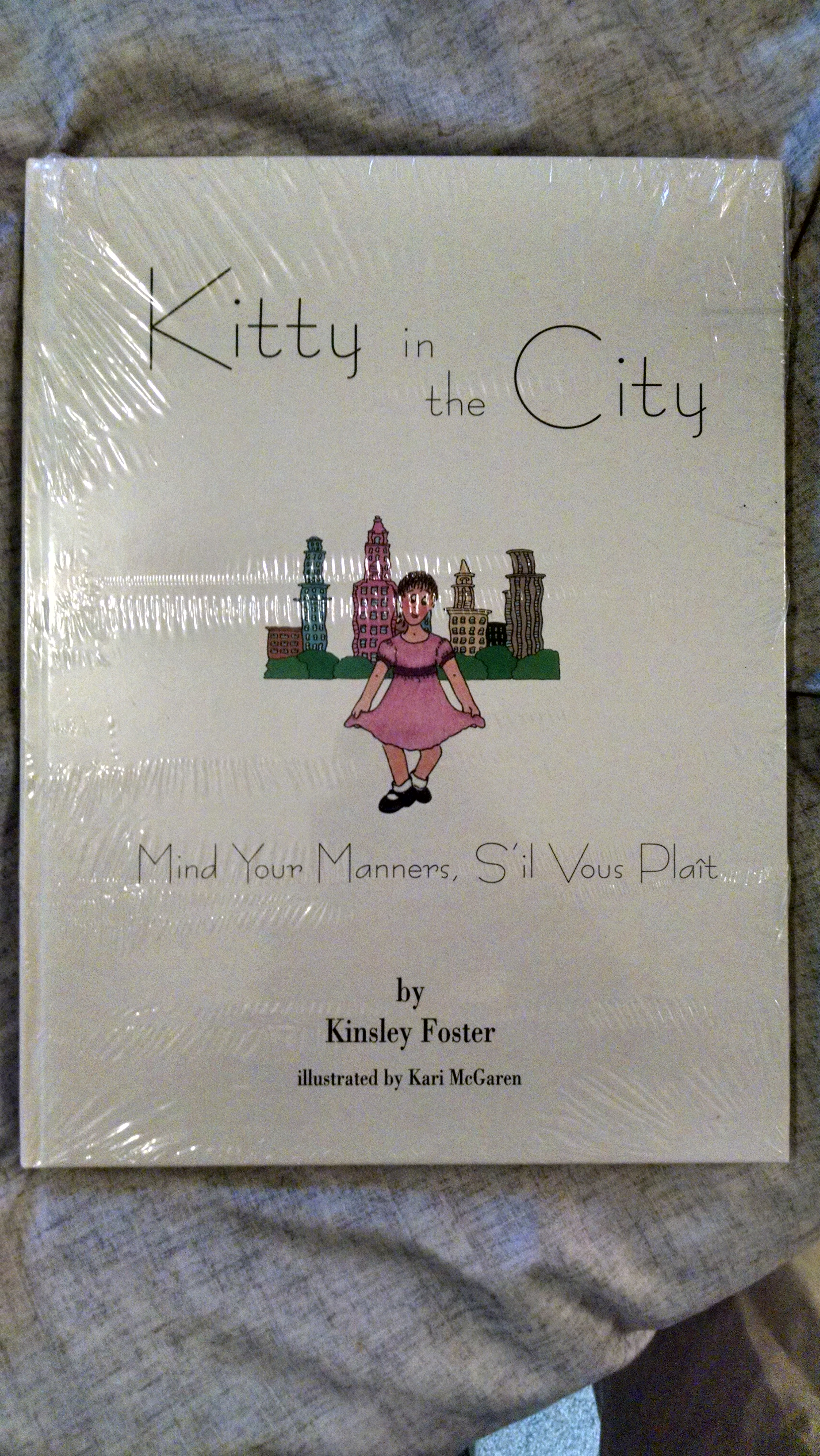 Image for Kitty in the City : Mind Your Manners S'il Vous Plait