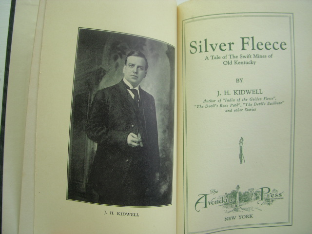 Image for Silver Fleece; A Tale of the Swift Mines of Old Kentucky