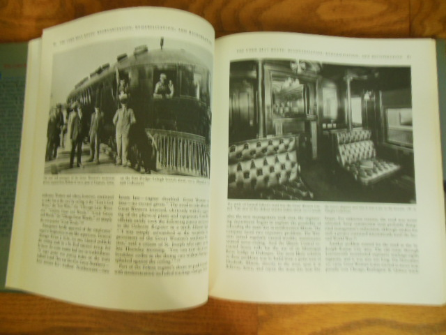Image for The Corn Belt Route : A History of the Chicago Great Western Railroad Company (Railroads in America Ser.)