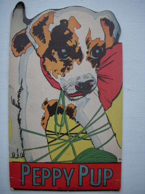 Image for Peppy Pup (No. 522  Crashtex Picture Book Series)