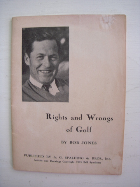 Image for Rights and Wrongs of Golf
