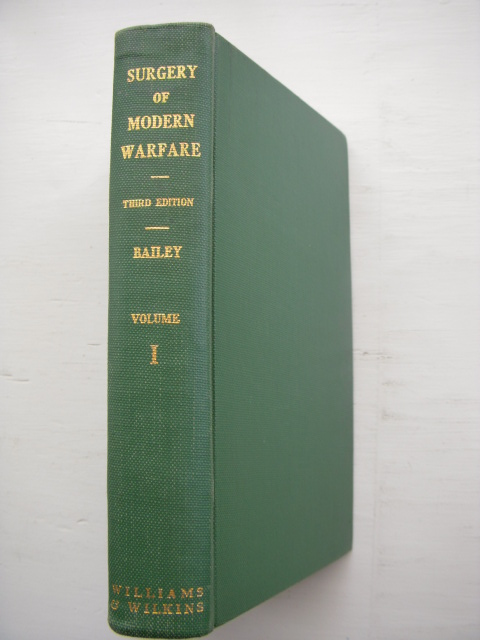 Image for Surgery of Modern Warfare Volume I