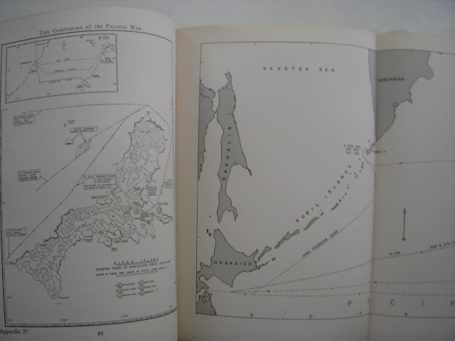 Image for The Campaigns of the Pacific War; United States Strategic Bombing Survey (Pacific)