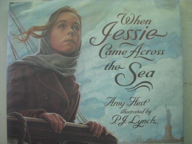Image for When Jessie Came Across the Sea (SIGNED By Artist, Winner of Kate Greenaway Prize)