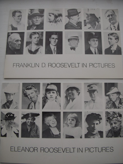 Image for Franklin D. Roosevelt in Pictures; Eleanor Roosevelt In Pictures (two books)