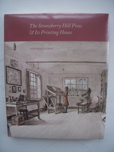 Image for The Strawberry Hill Press & Its Printing House