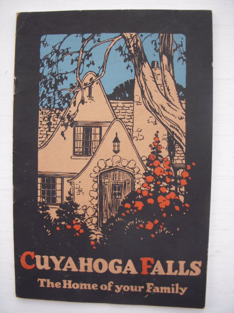 Image for Cuyahoga Falls The Home of Your Family