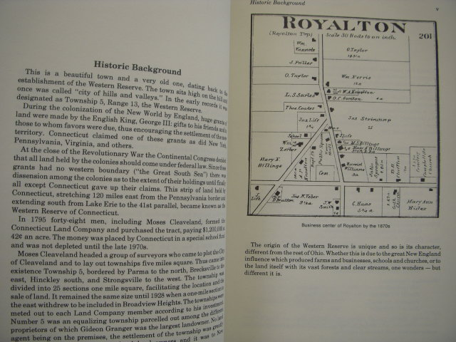 Image for The History of North Royalton 1811-1991